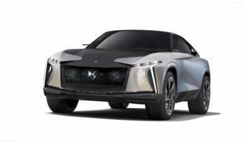2020 DS Aero Sport Lounge Concept full