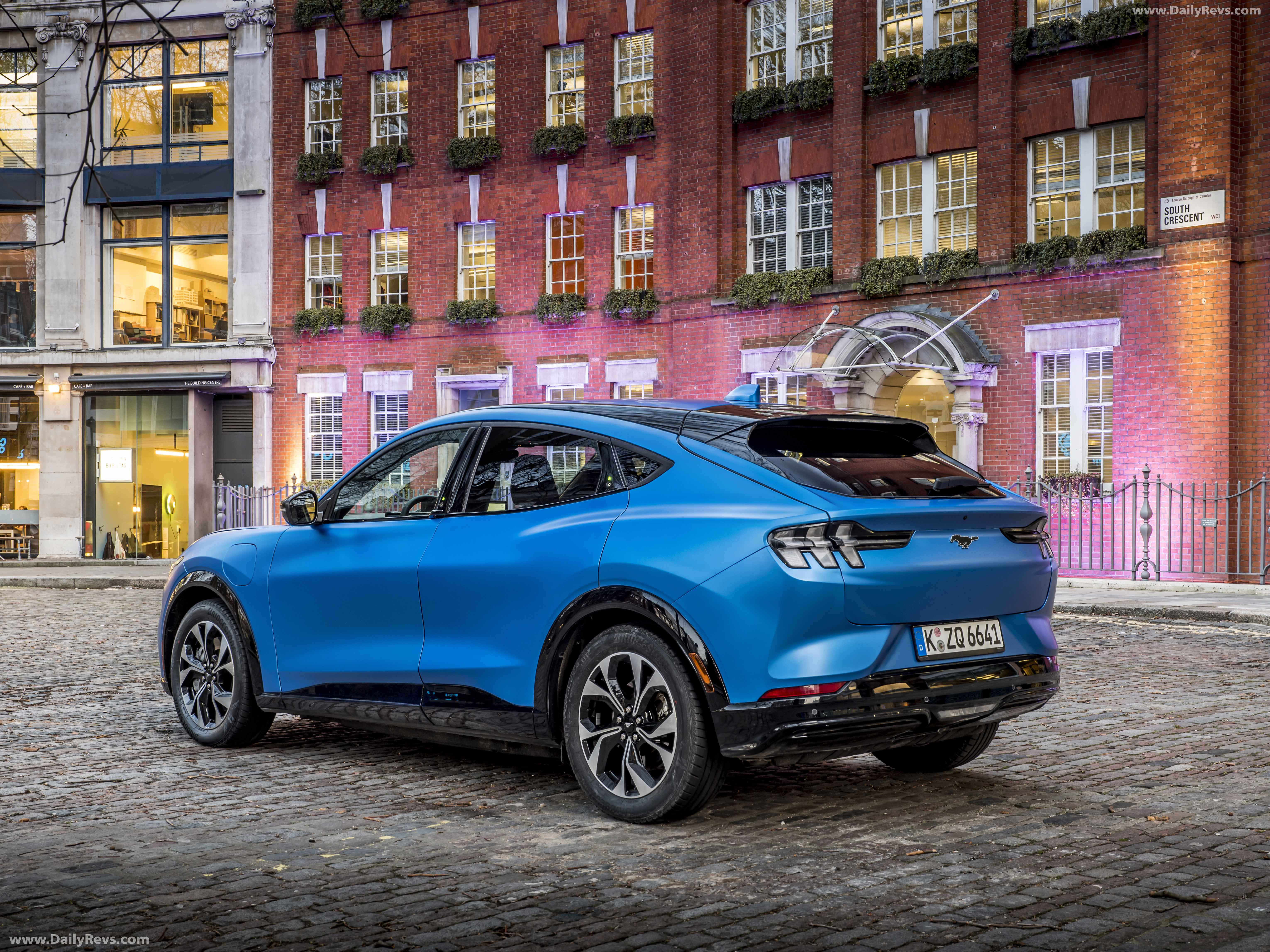 2021 Ford Mustang Mach-E EU - HD Pictures, Videos, Specs ...