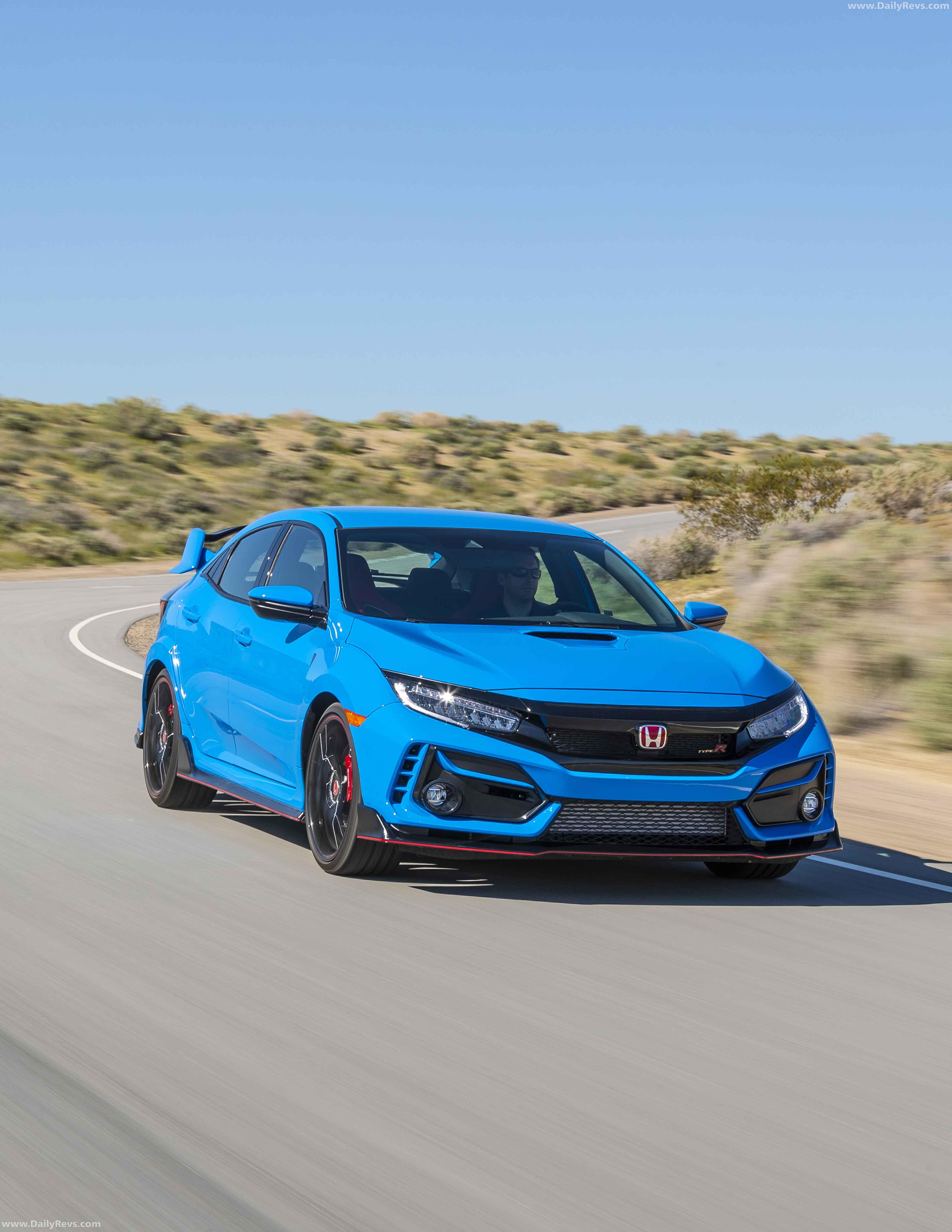 2020 Honda Civic Type R - HD Pictures, Videos, Specs ...
