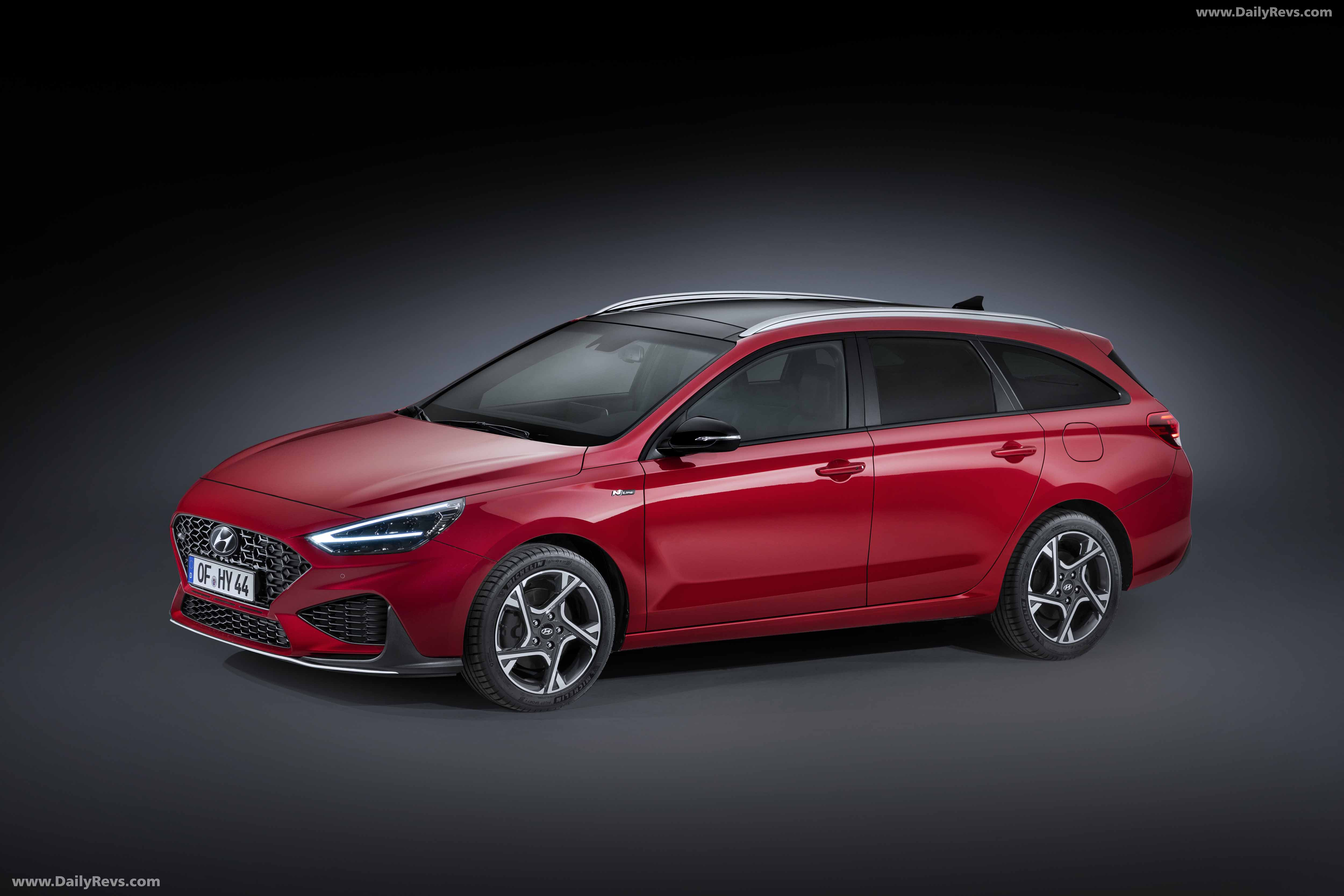 2020 Hyundai i30 Wagon - HD Pictures, Videos, Specs ...