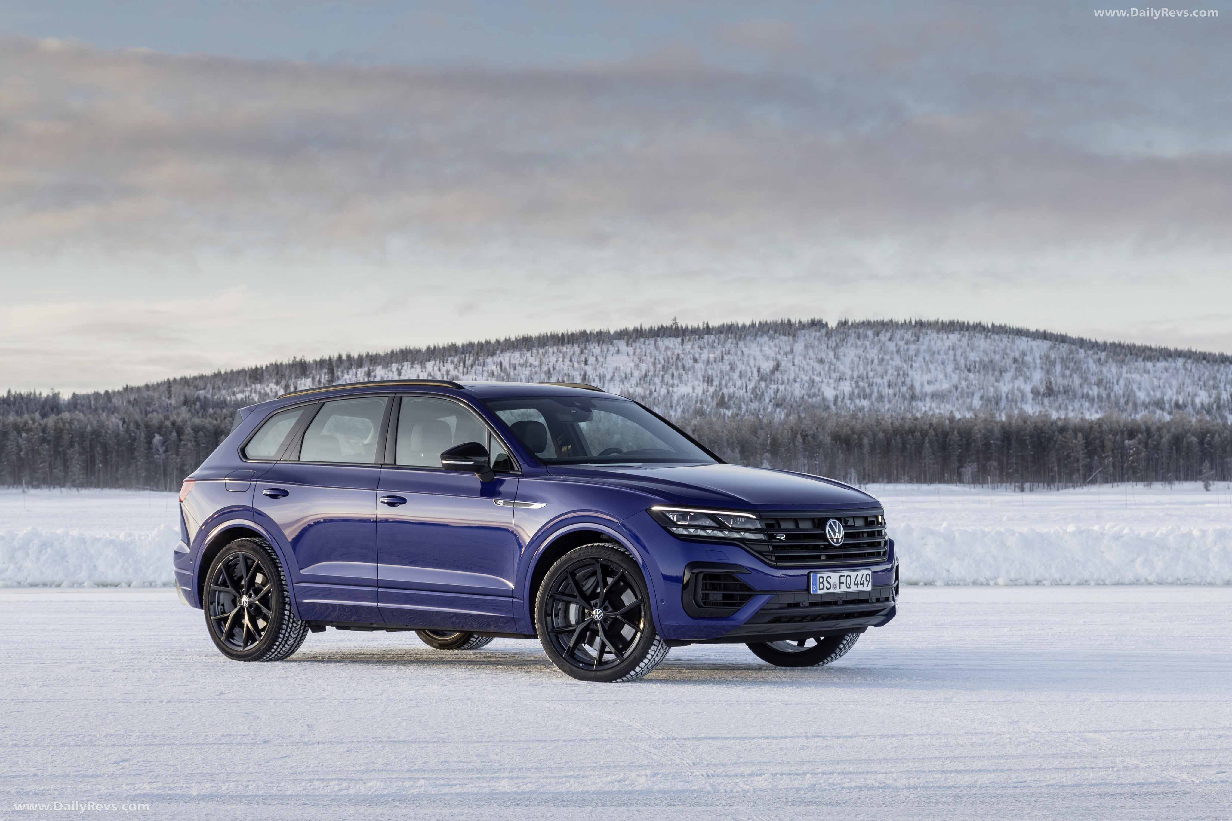 2020 volkswagen touareg r phev - hd pictures, videos
