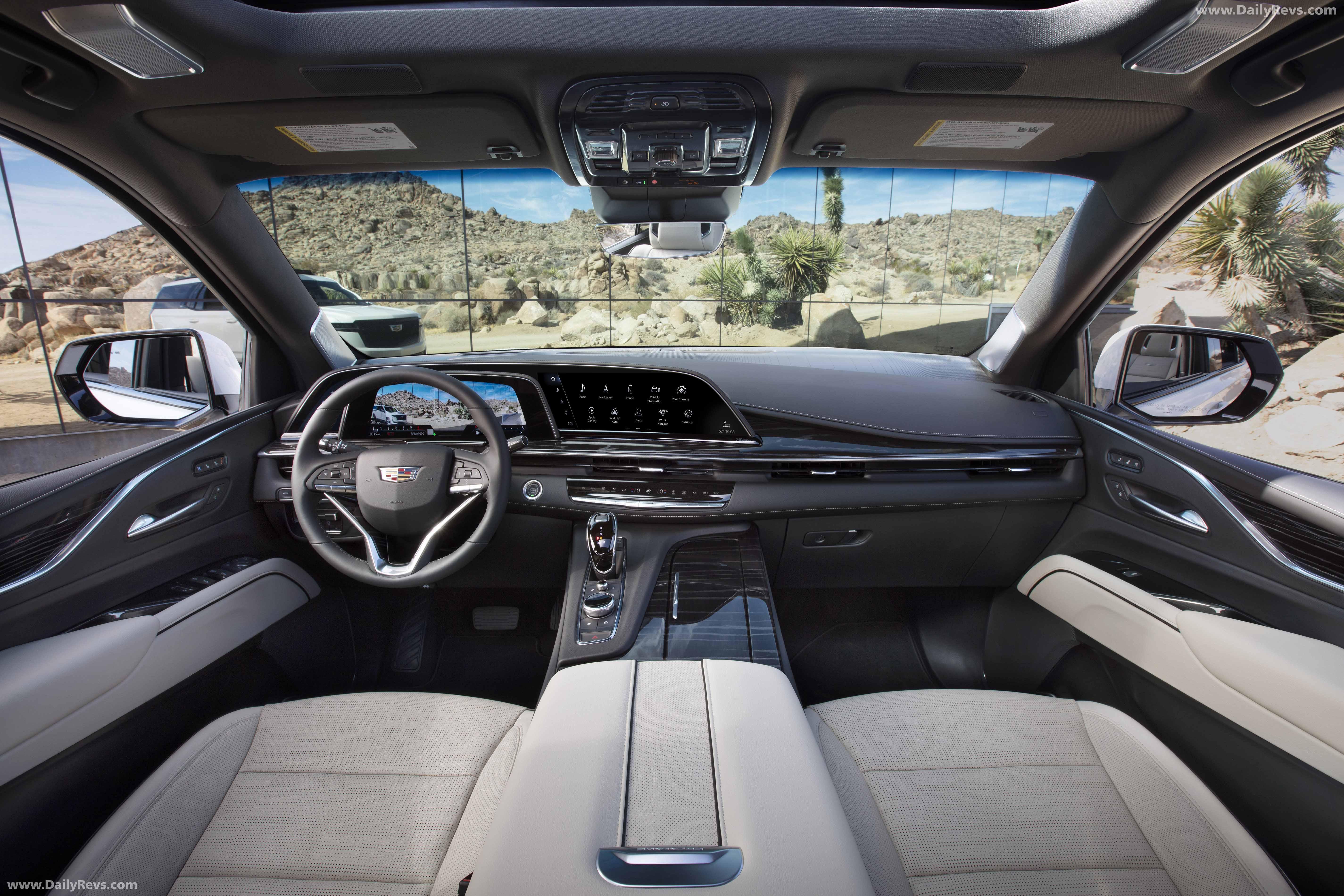 2021 Cadillac Escalade - HD Pictures, Videos, Specs ...