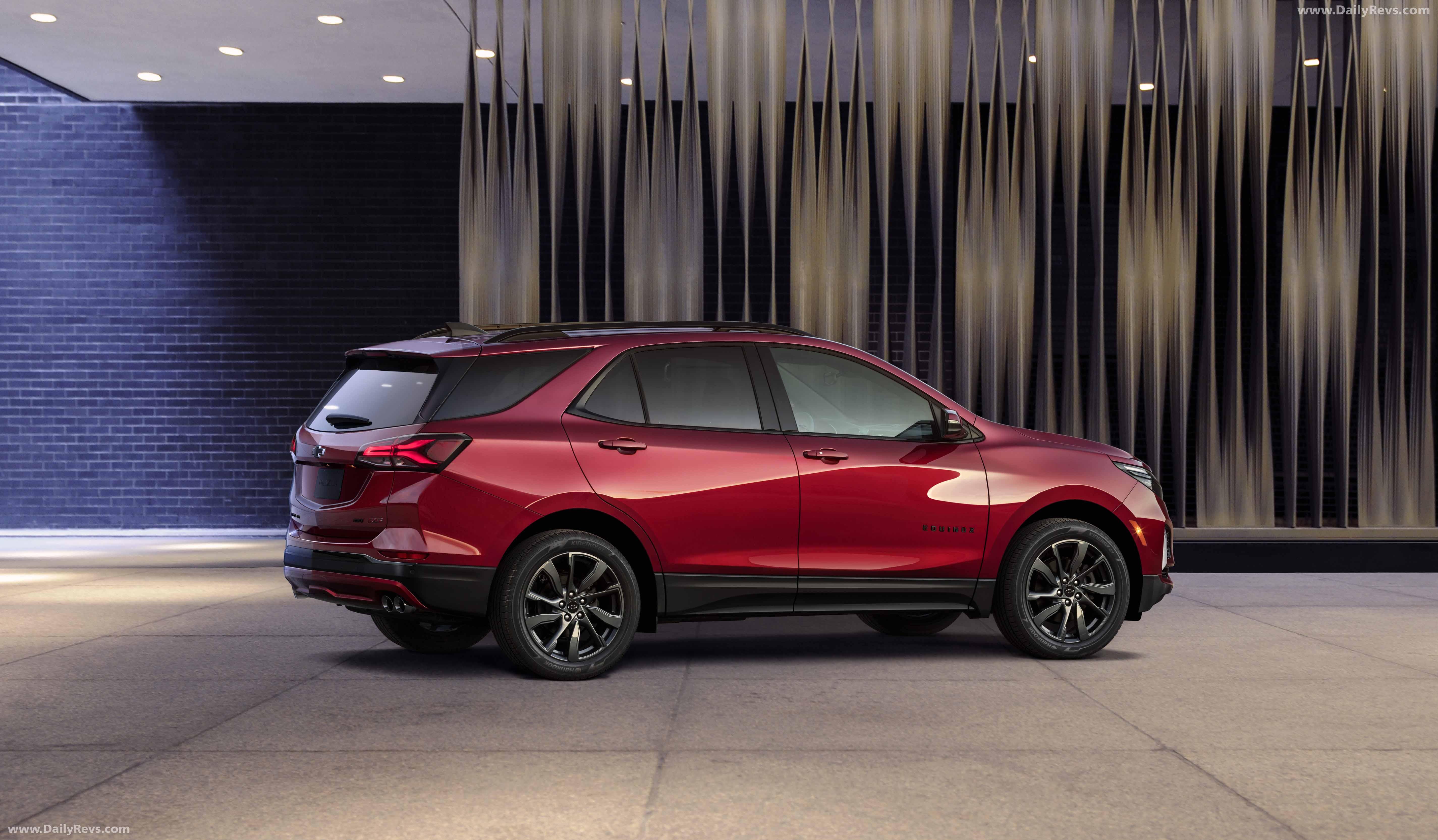 2021 Chevrolet Equinox - HD Pictures, Videos, Specs ...
