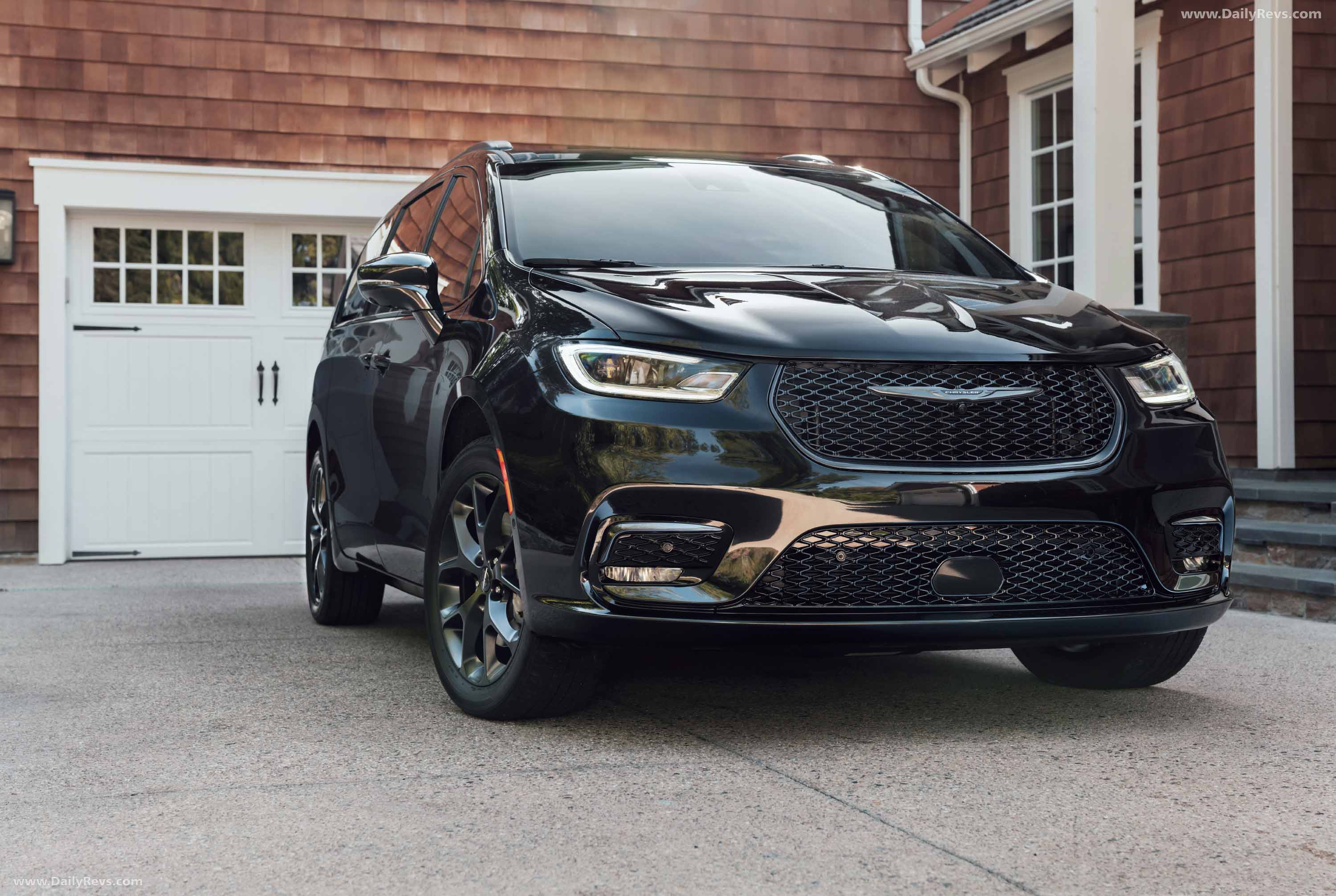 2021 Chrysler Pacifica - HD Pictures, Videos, Specs ...