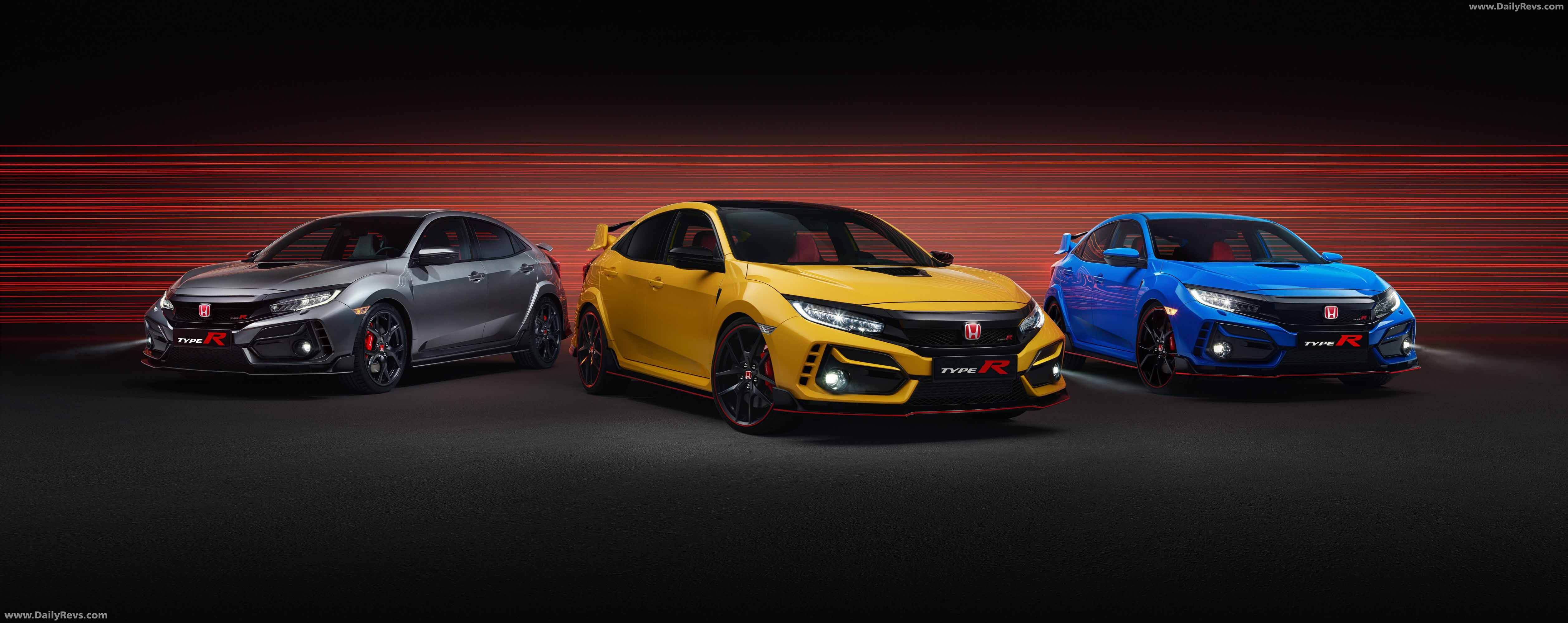 2021 Honda Civic Type R GT - HD Pictures, Videos, Specs ...
