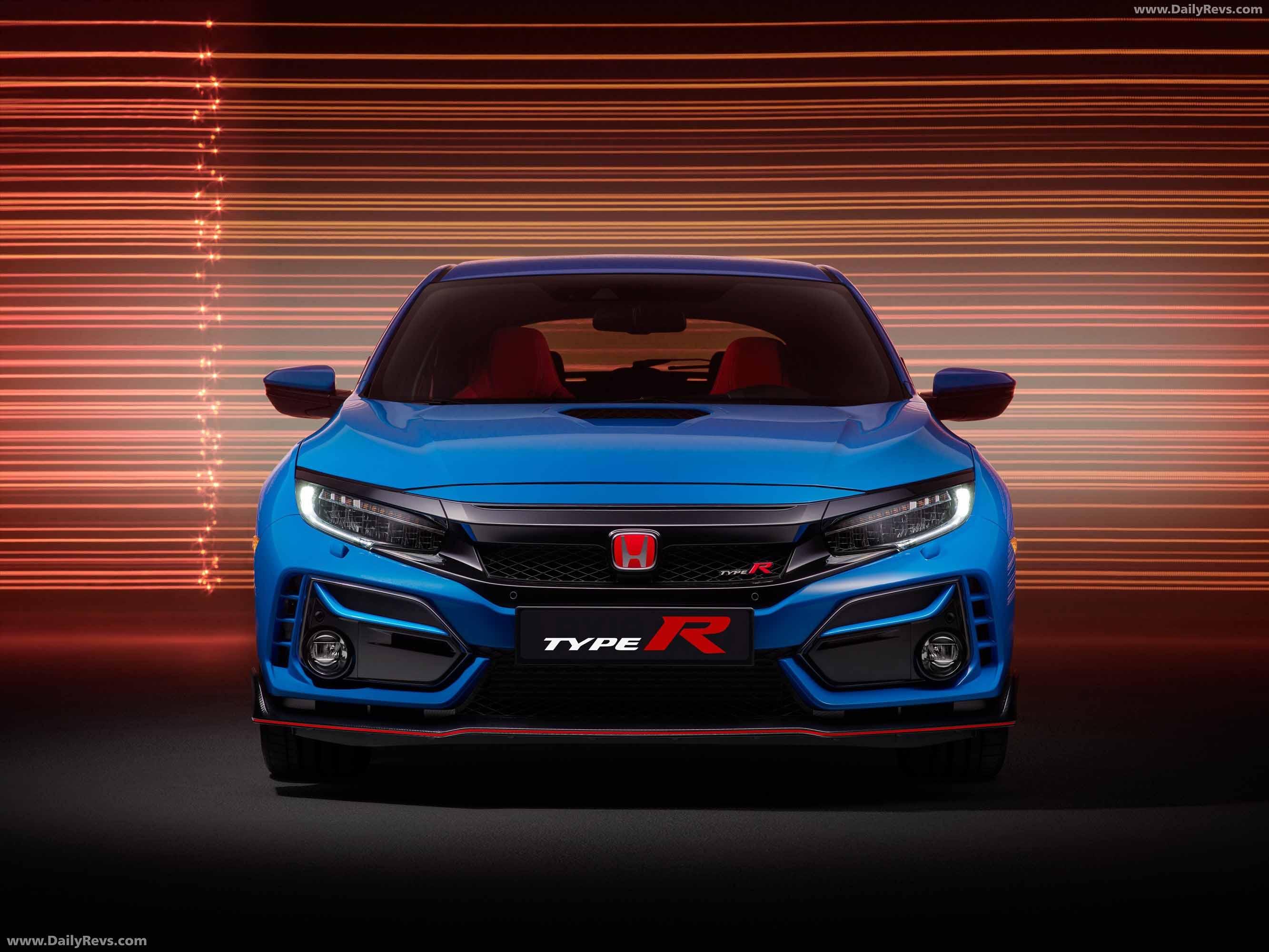 2021 Honda Civic Type R GT full