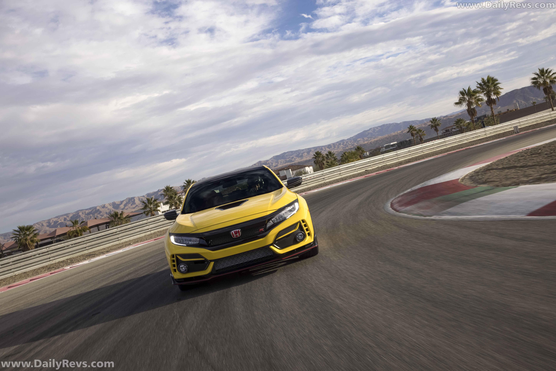 2021 Honda Civic Type R Limited Edition full