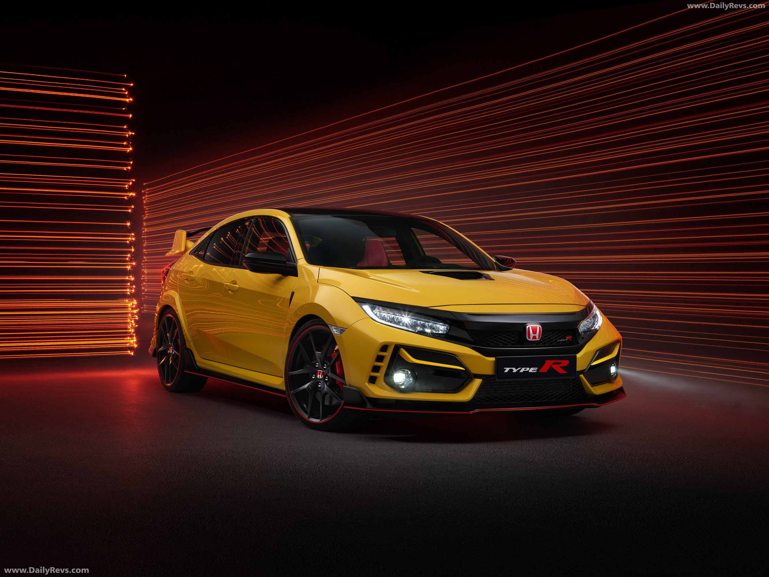 2021 honda civic type r limited edition  hd pictures