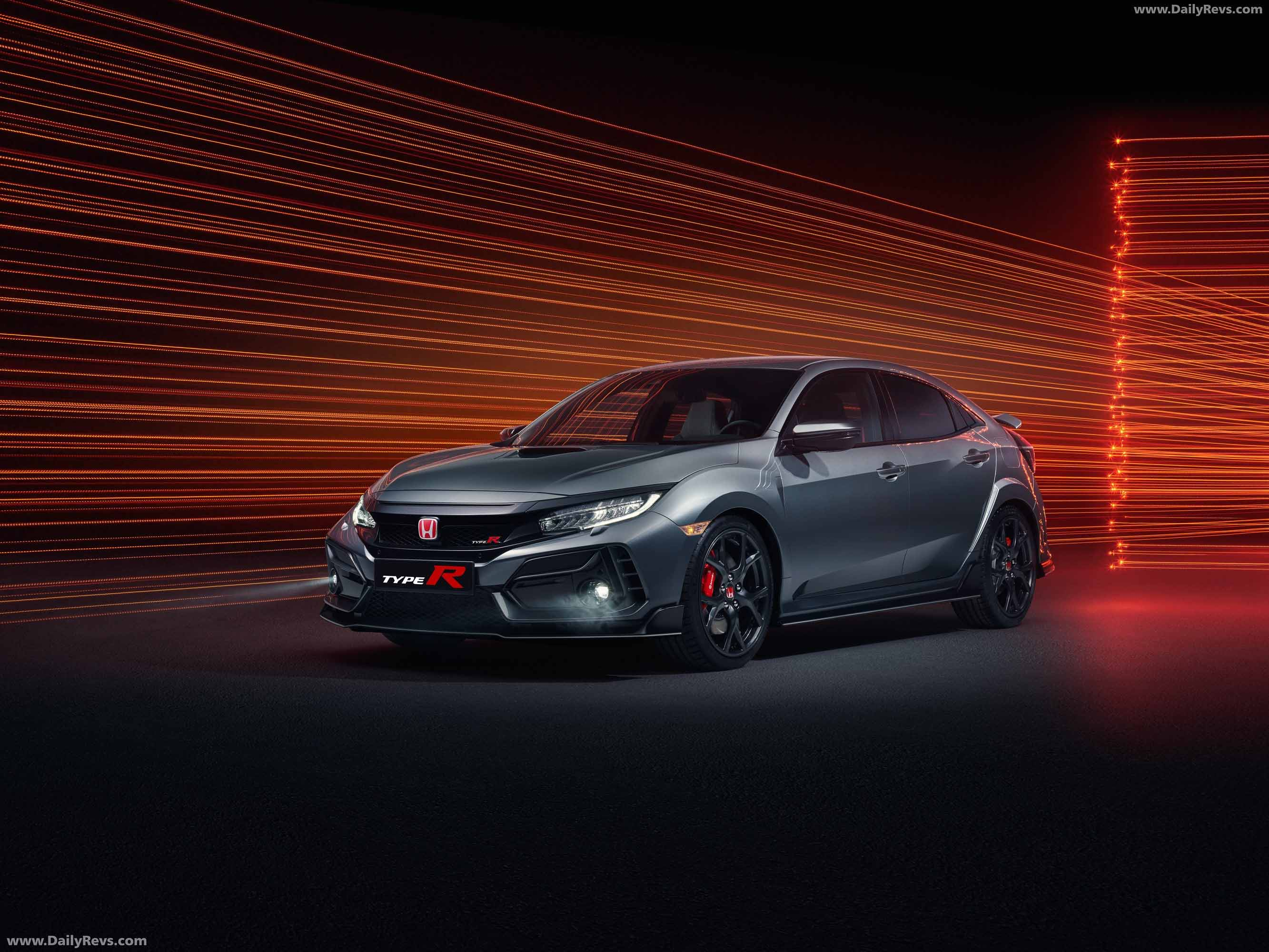 2021 honda civic type r sport line  hd pictures videos