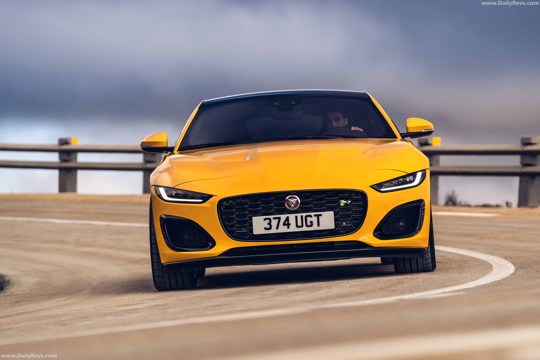2021 Jaguar F-Type R Coupe - HD Pictures, Videos, Specs ...