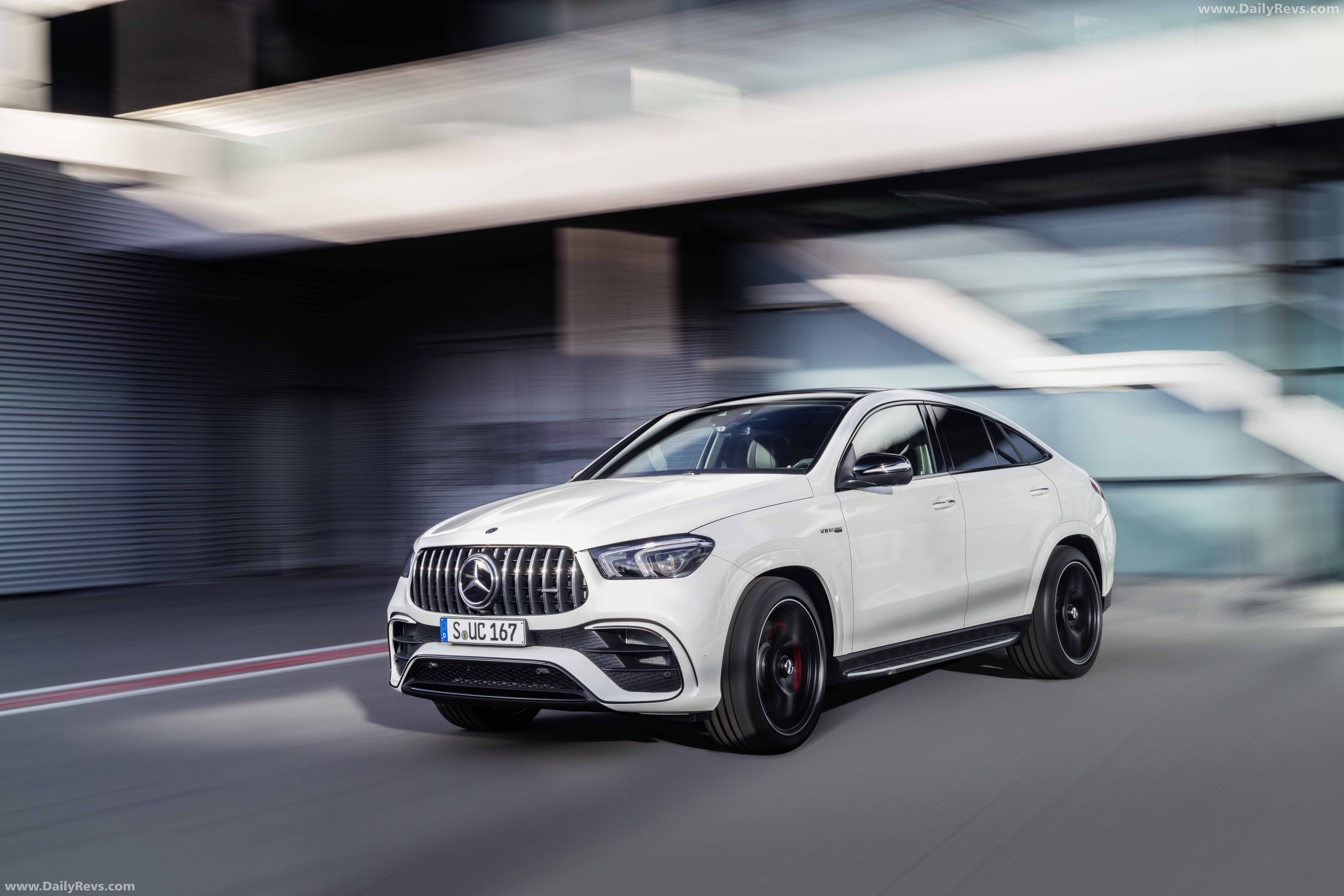 2021 Mercedes-Benz GLE63 S AMG Coupe - HD Pictures, Videos ...