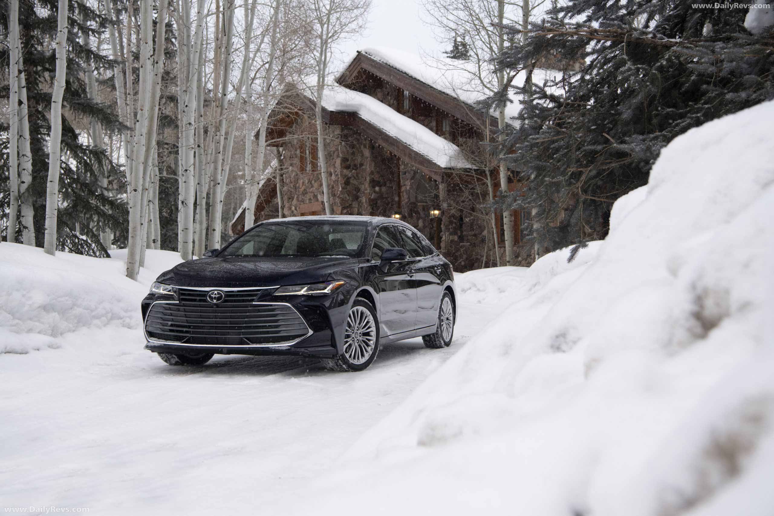2021 toyota avalon limited awd - hd pictures, videos