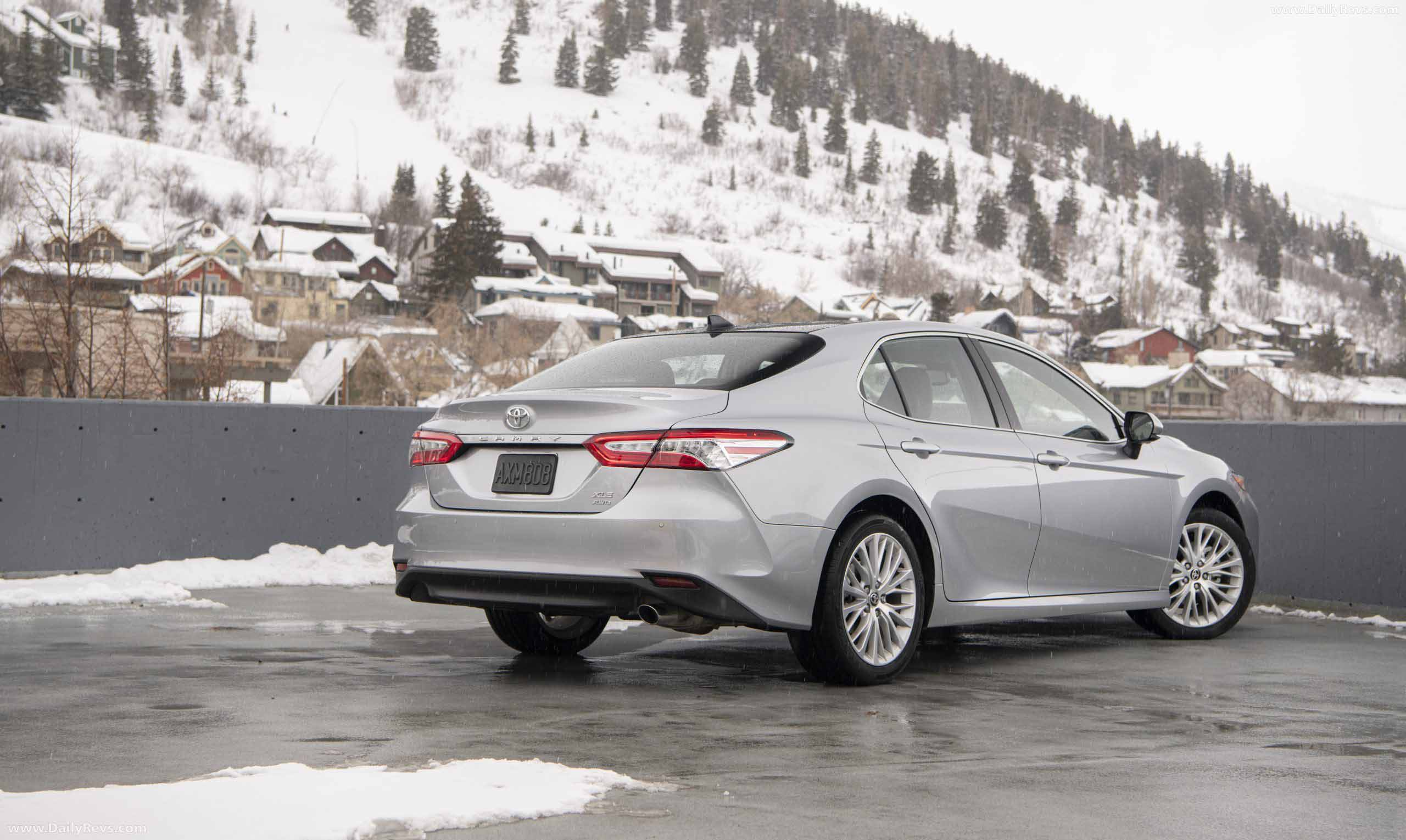 2021 toyota camry xle awd - hd pictures, videos, specs