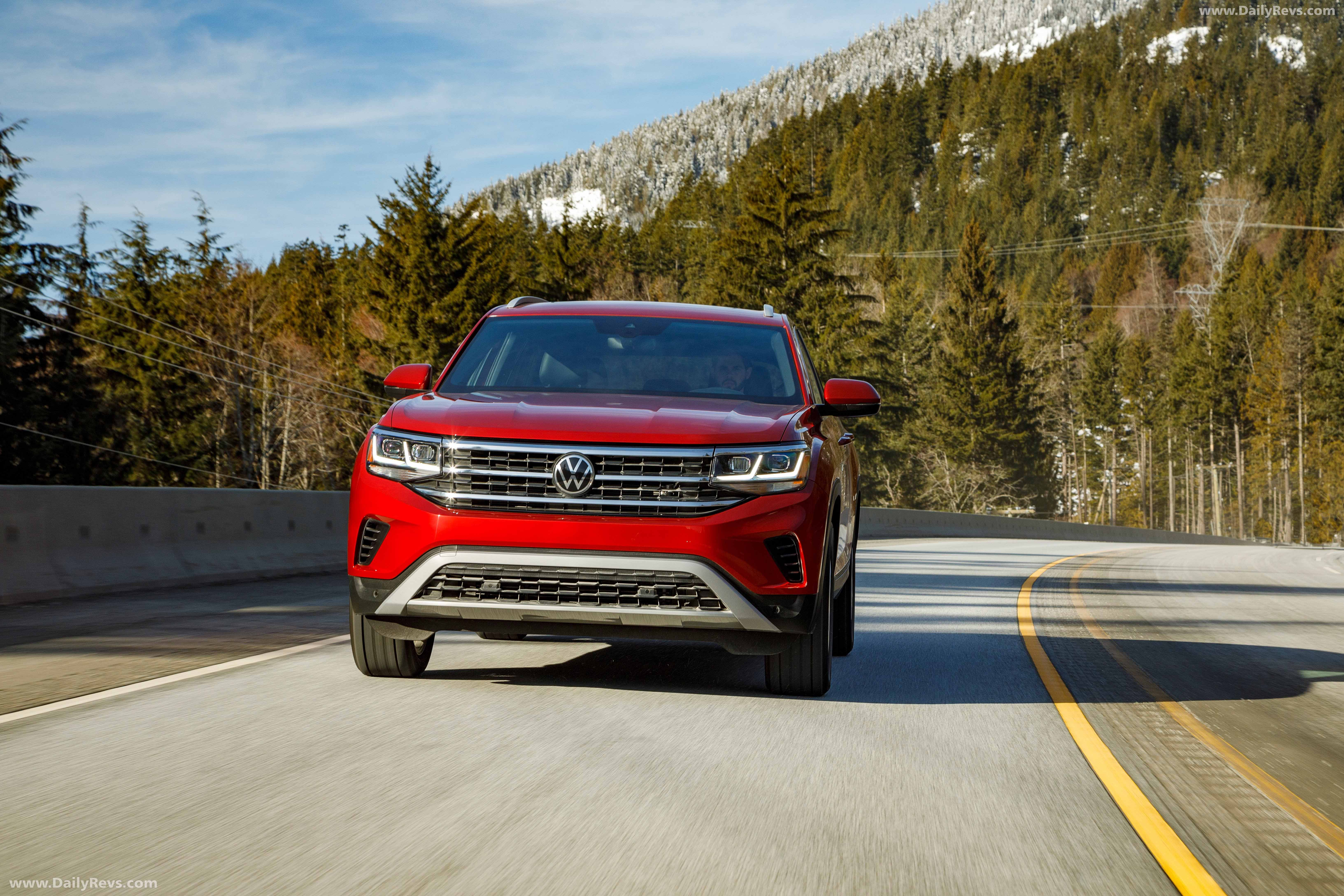 2021 volkswagen atlas cross sport  hd pictures videos