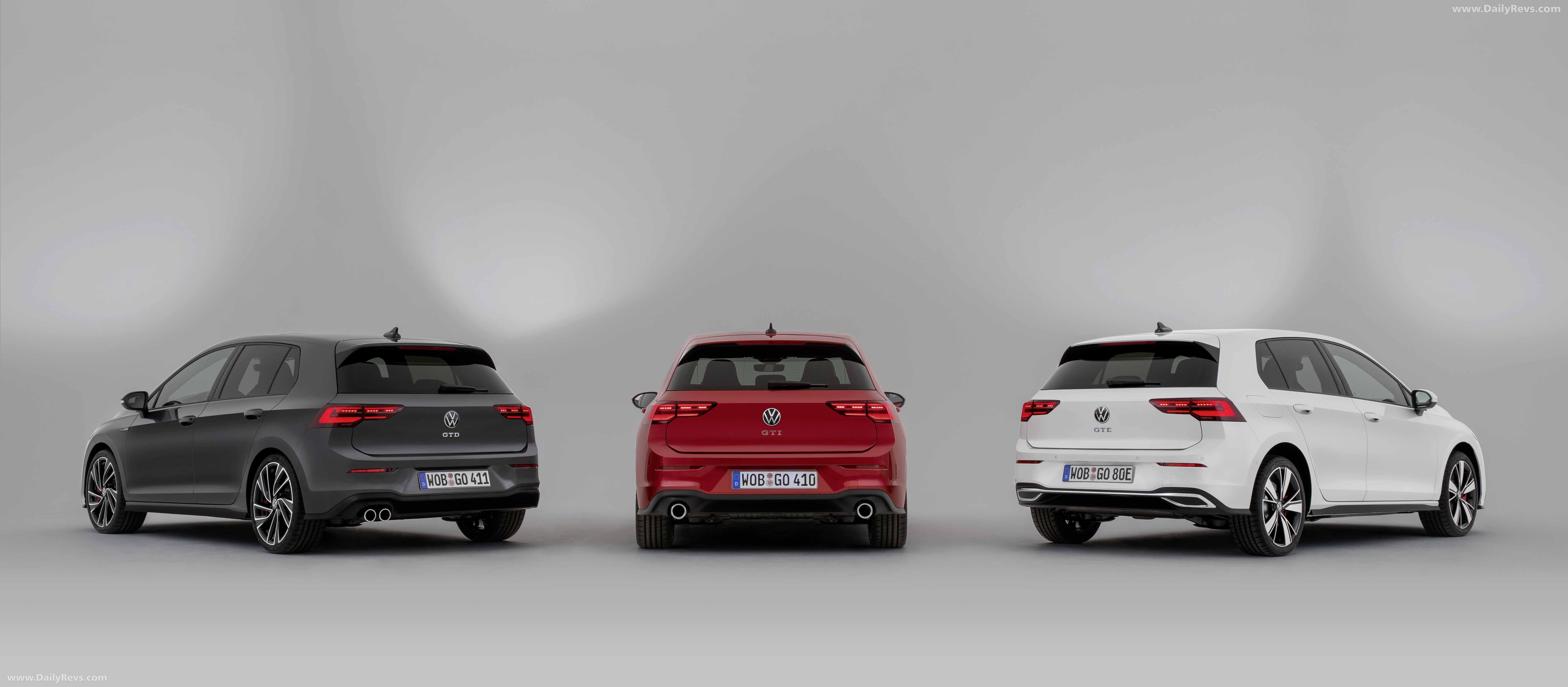 2021 Volkswagen Golf GTD Release Date and Concept