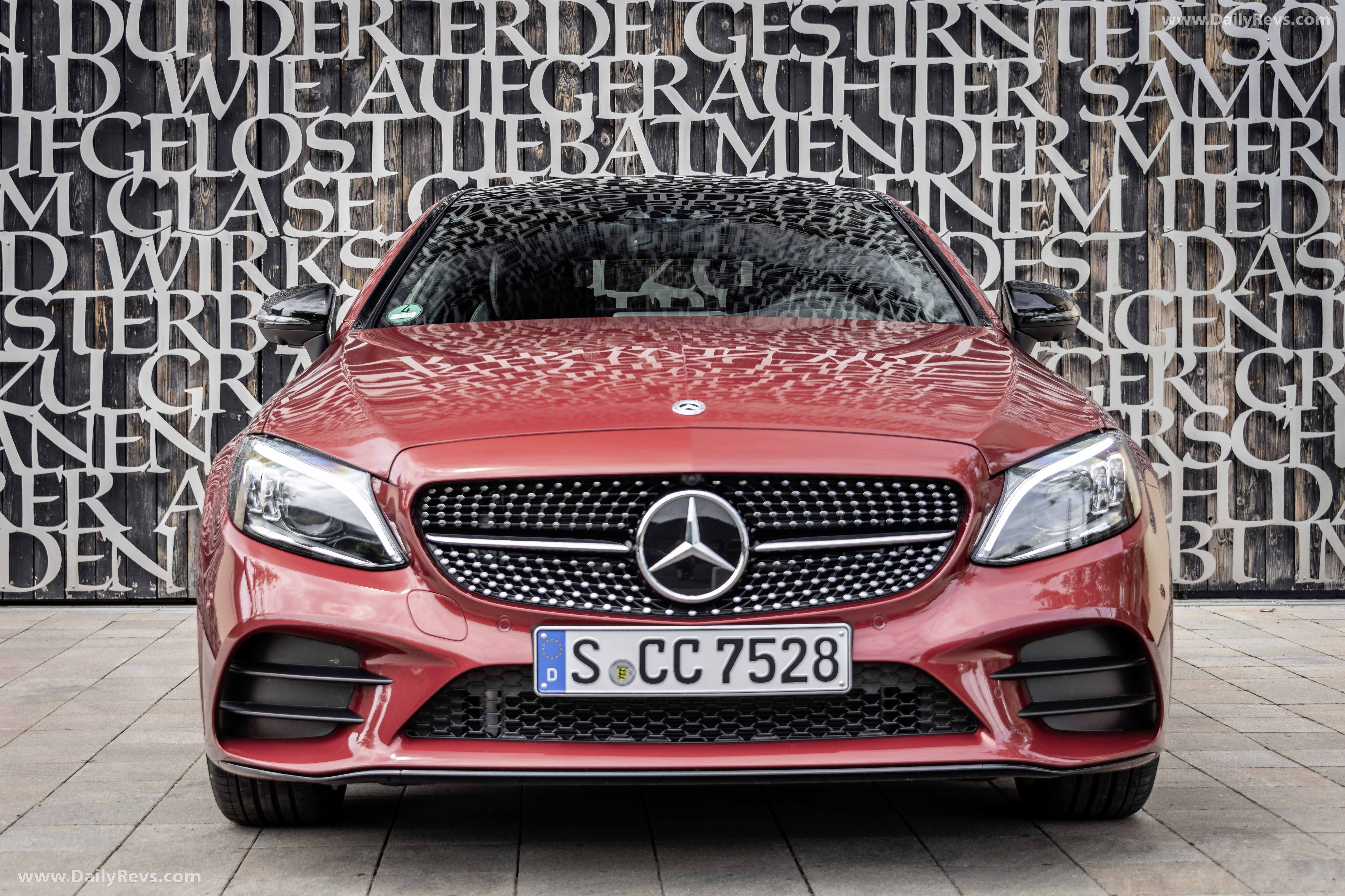 2019 Mercedes-Benz C-Class Coupe - HD Pictures, Videos ...
