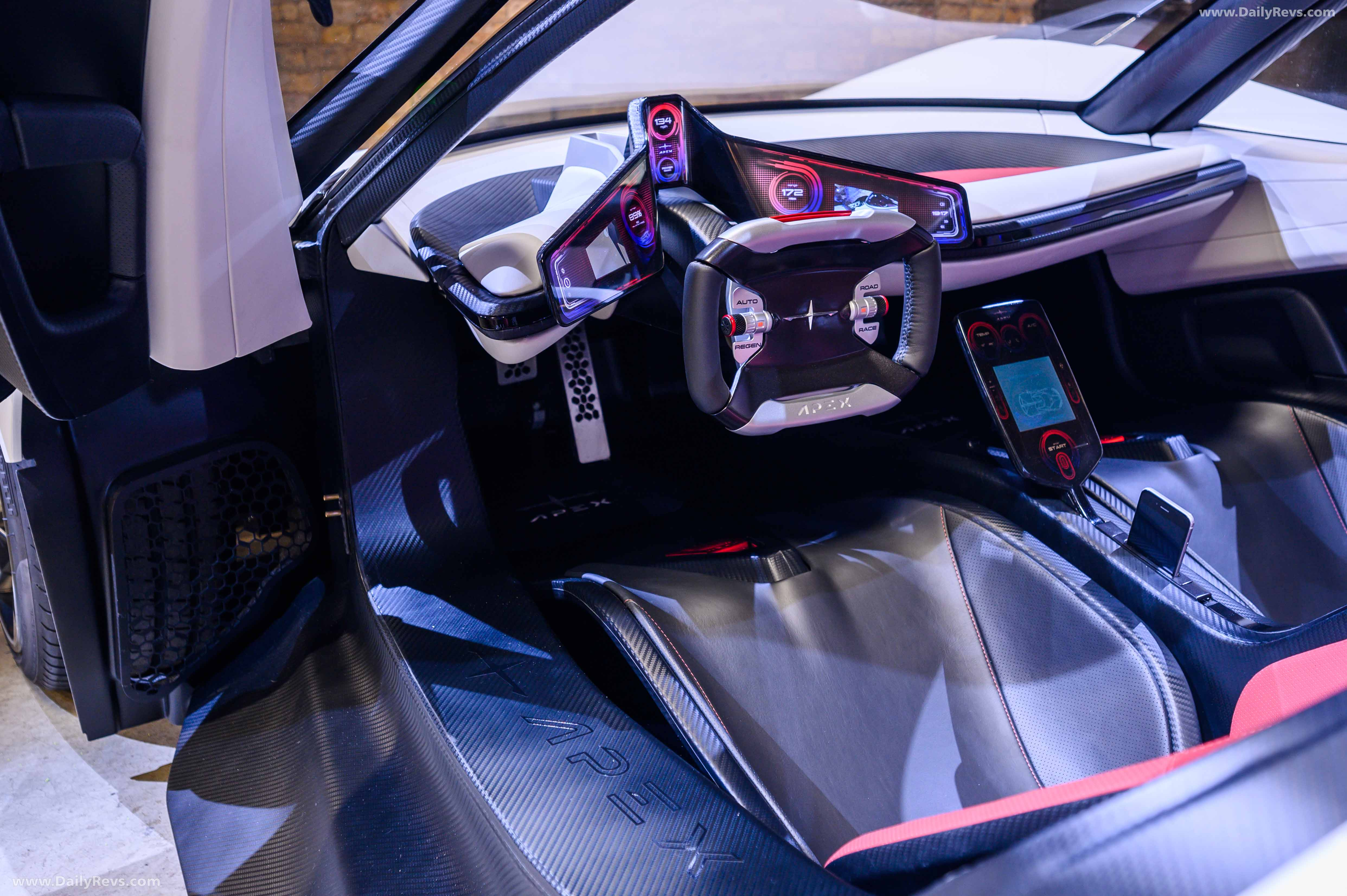 2020 Apex AP-0 Concept full
