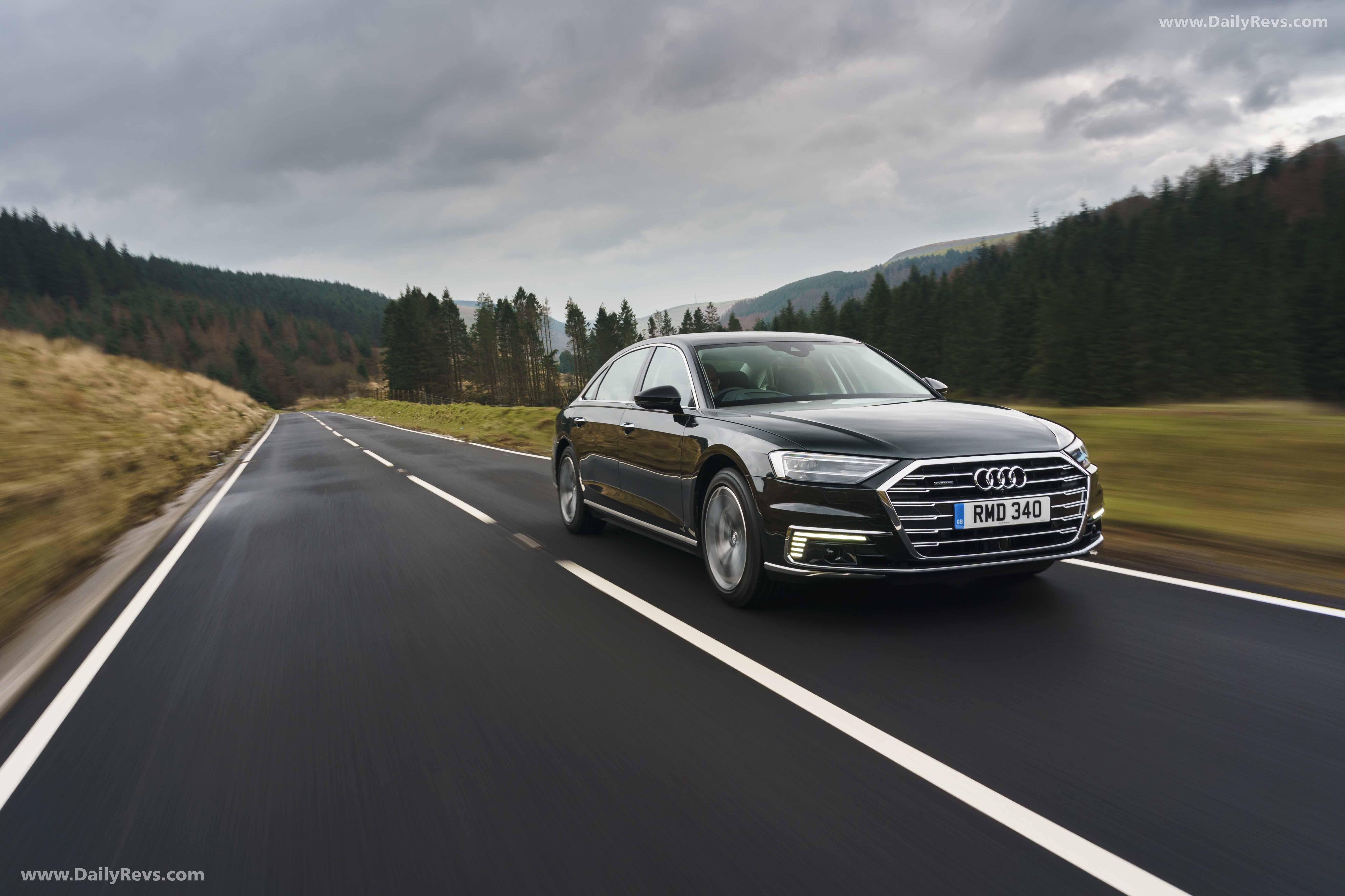 2020 Audi A8 L UK - HD Pictures, Videos, Specs ...