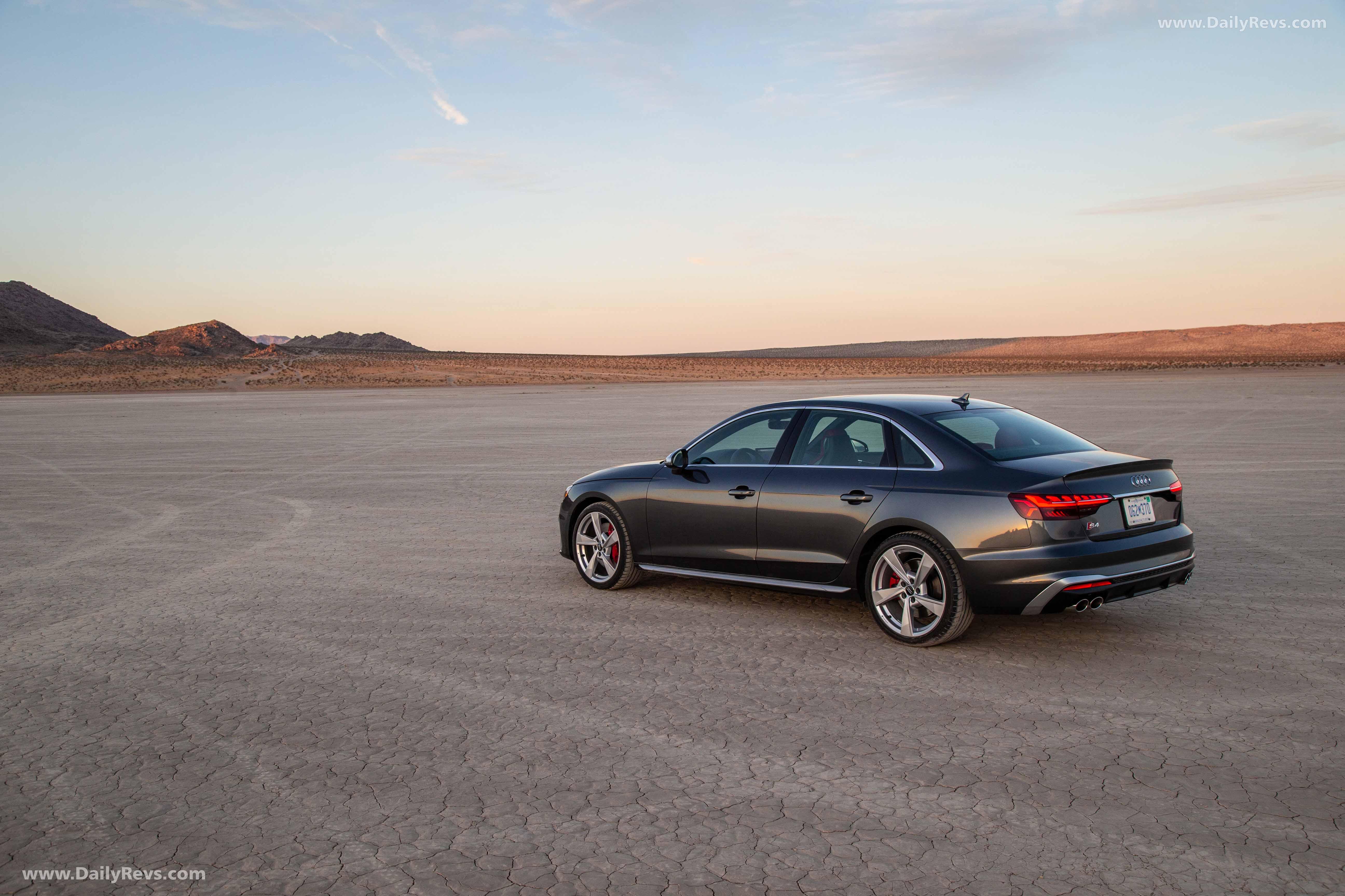 2020 Audi S4 US - HD Pictures, Videos, Specs ...