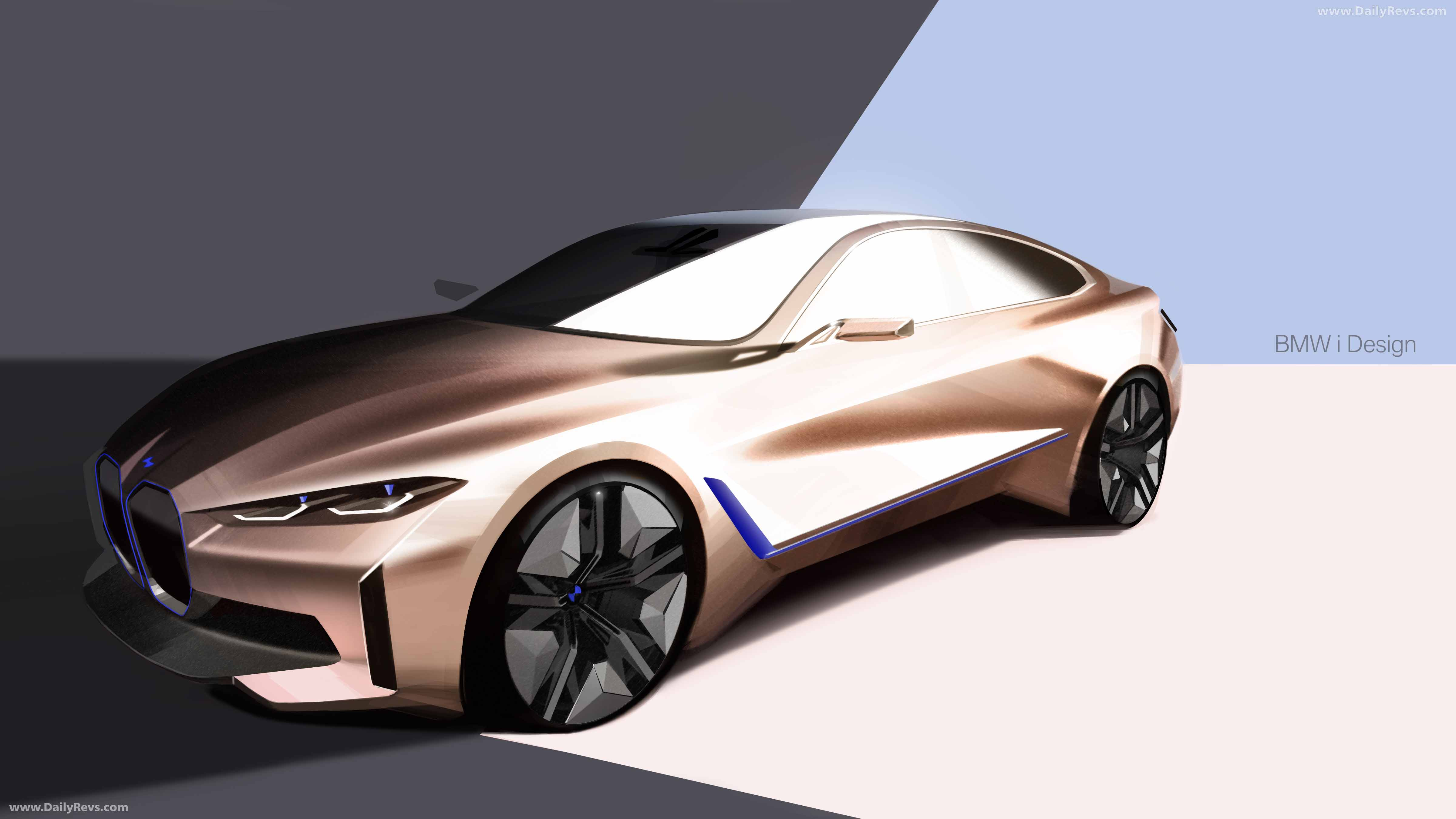 2020 bmw i4 concept - hd pictures, videos, specs