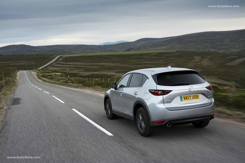 2020 Mazda CX-5 SE-L NAV - Dailyrevs