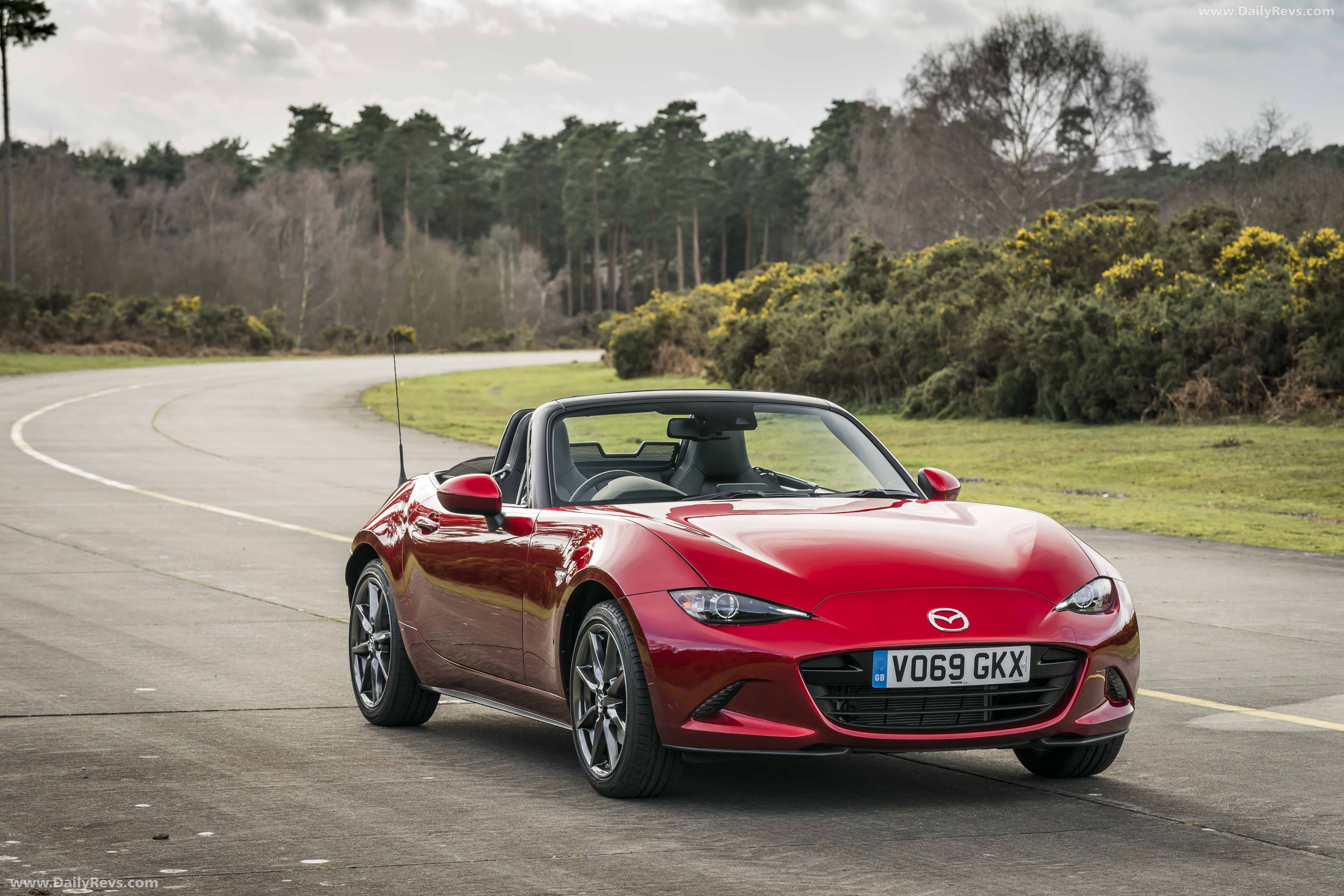 2020 Mazda MX-5 Price and Review