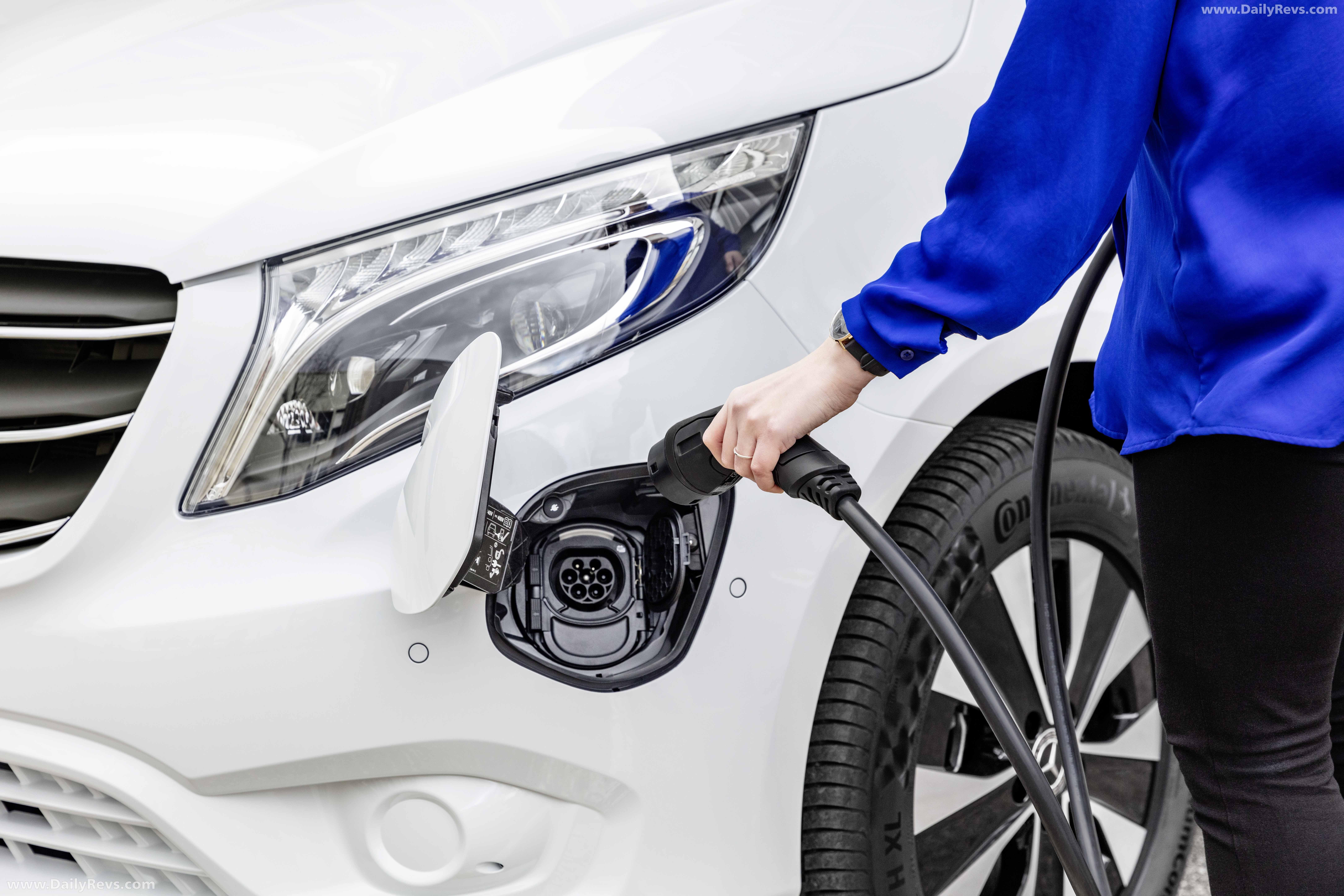 2020 Mercedes-Benz eVito Tourer - HD Pictures, Videos ...