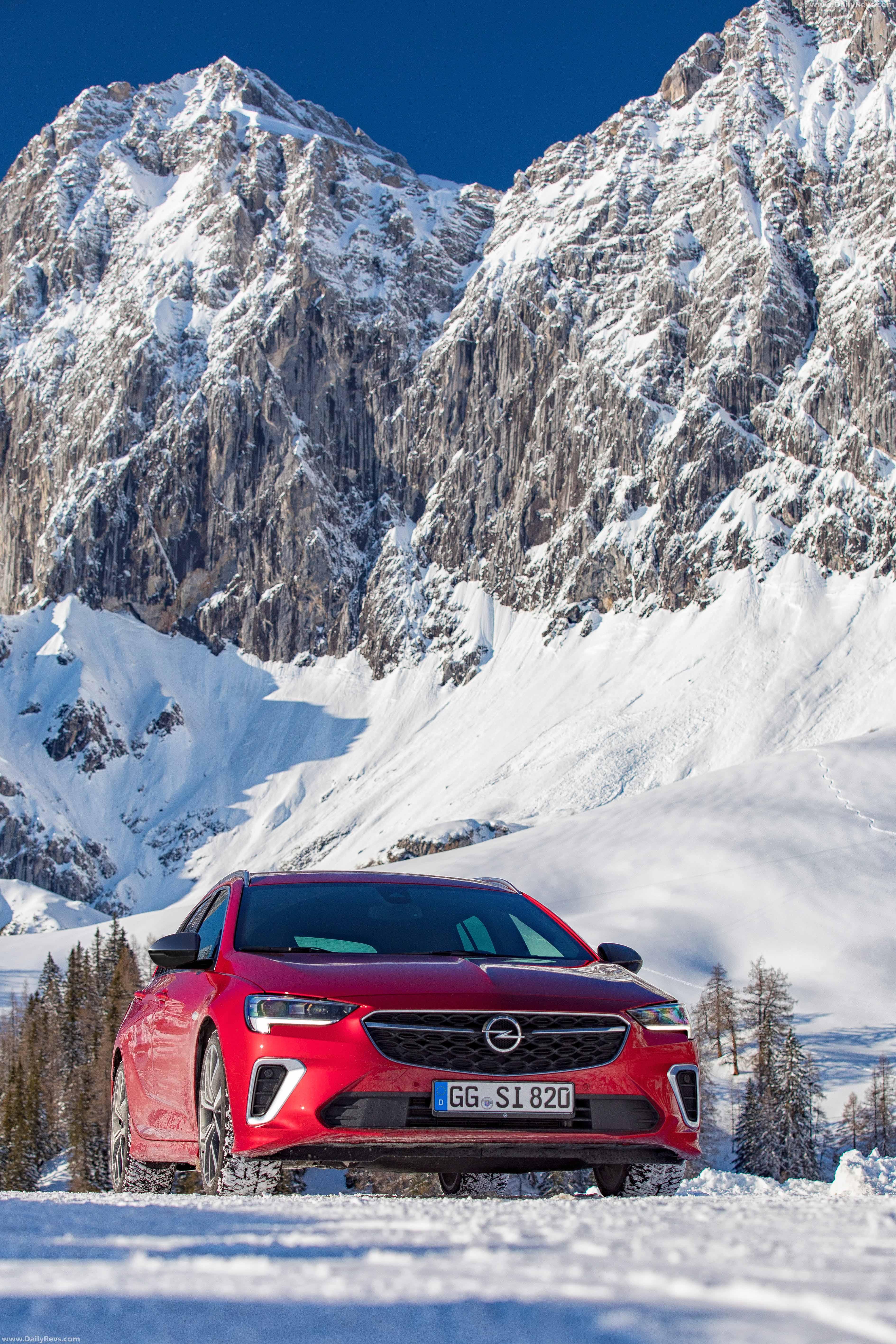 2020 Opel Insignia GSi full