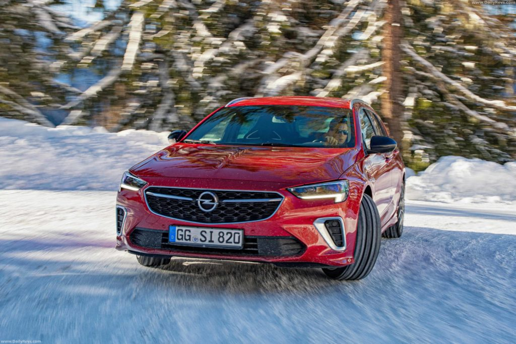2020 Opel Insignia GSi - HD Pictures, Videos, Specs ...