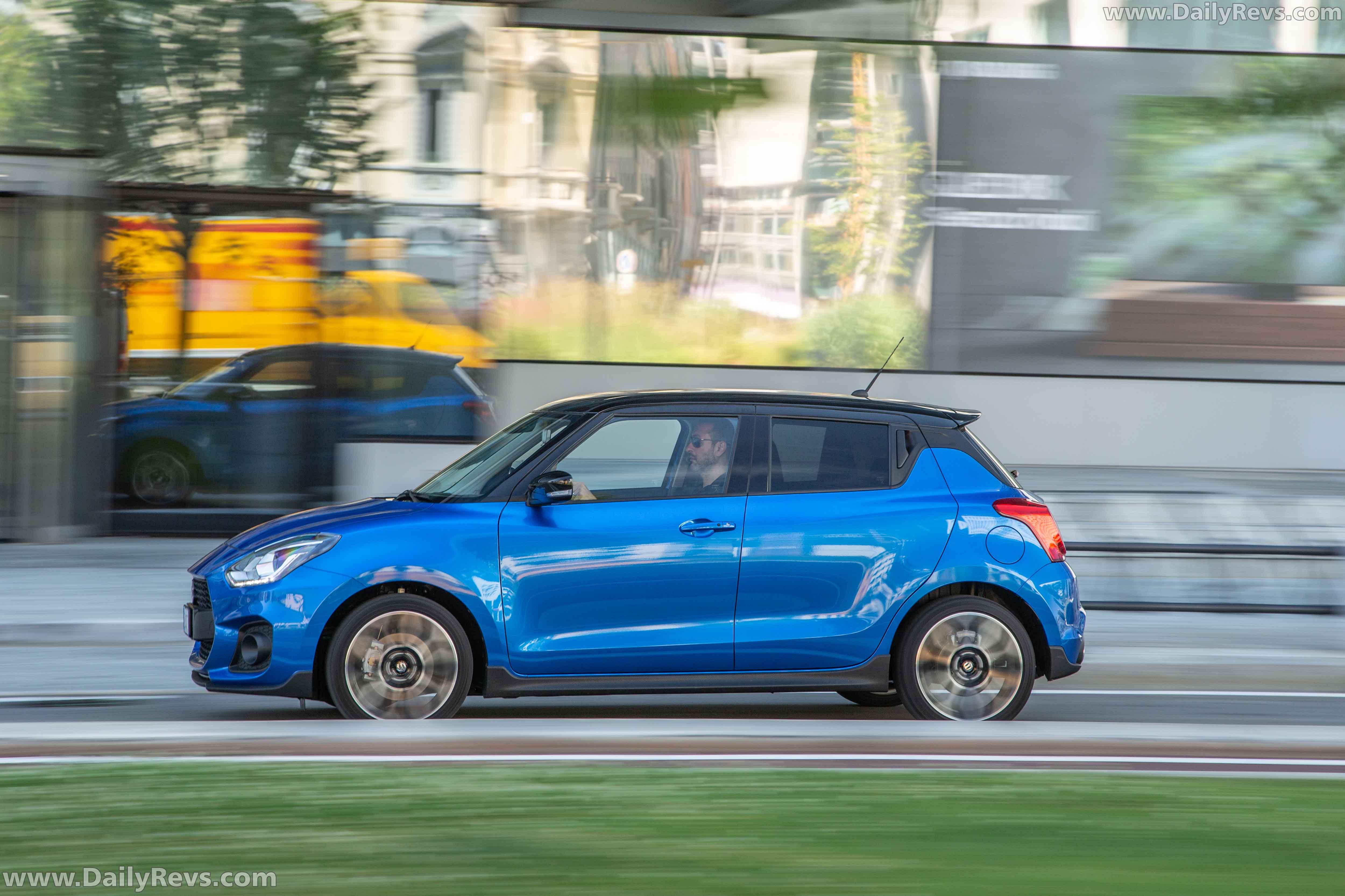 2020 Suzuki Swift Sport full