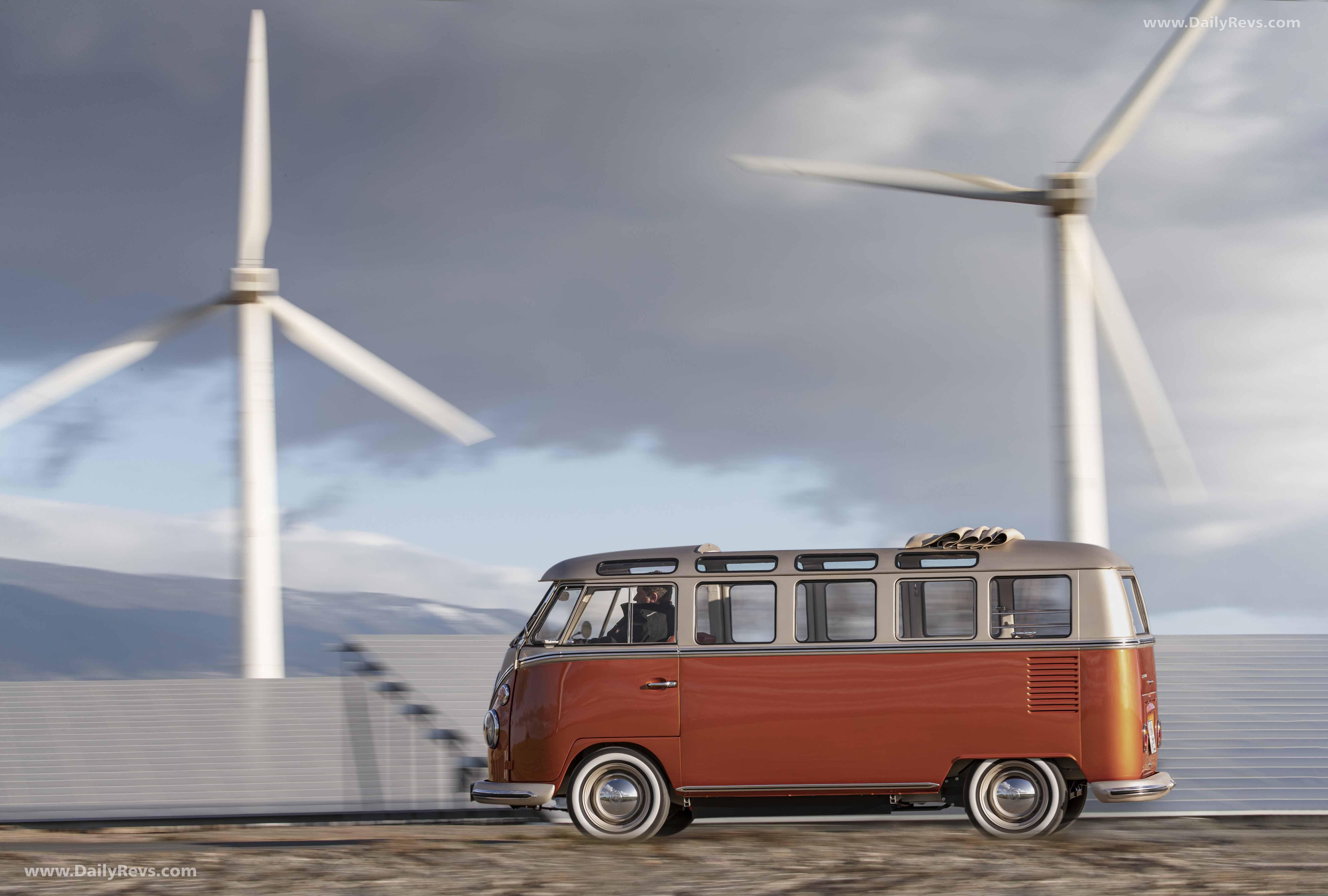 2020 Volkswagen e-Bulli Concept - Dailyrevs
