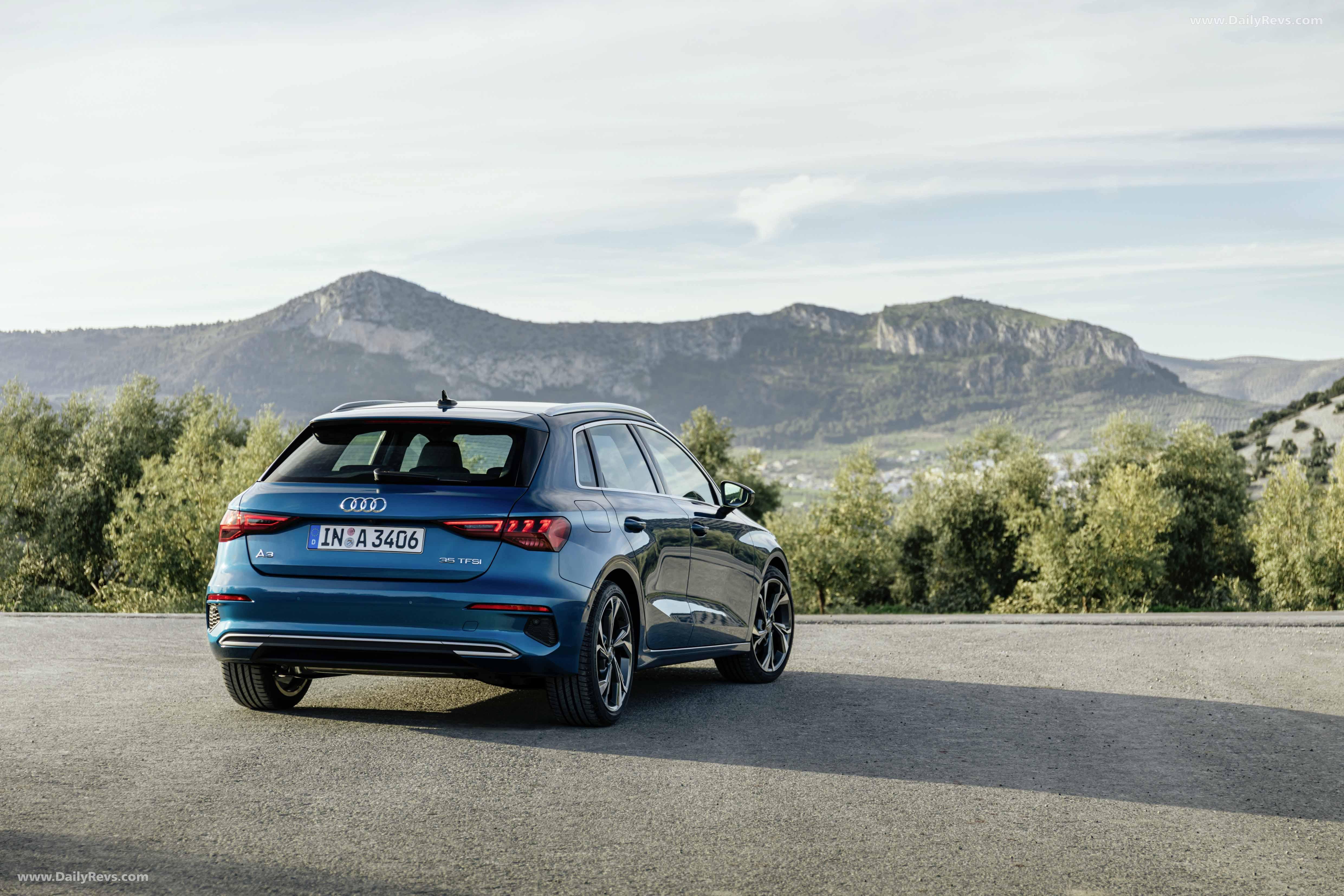 2021 Audi A3 Sportback full