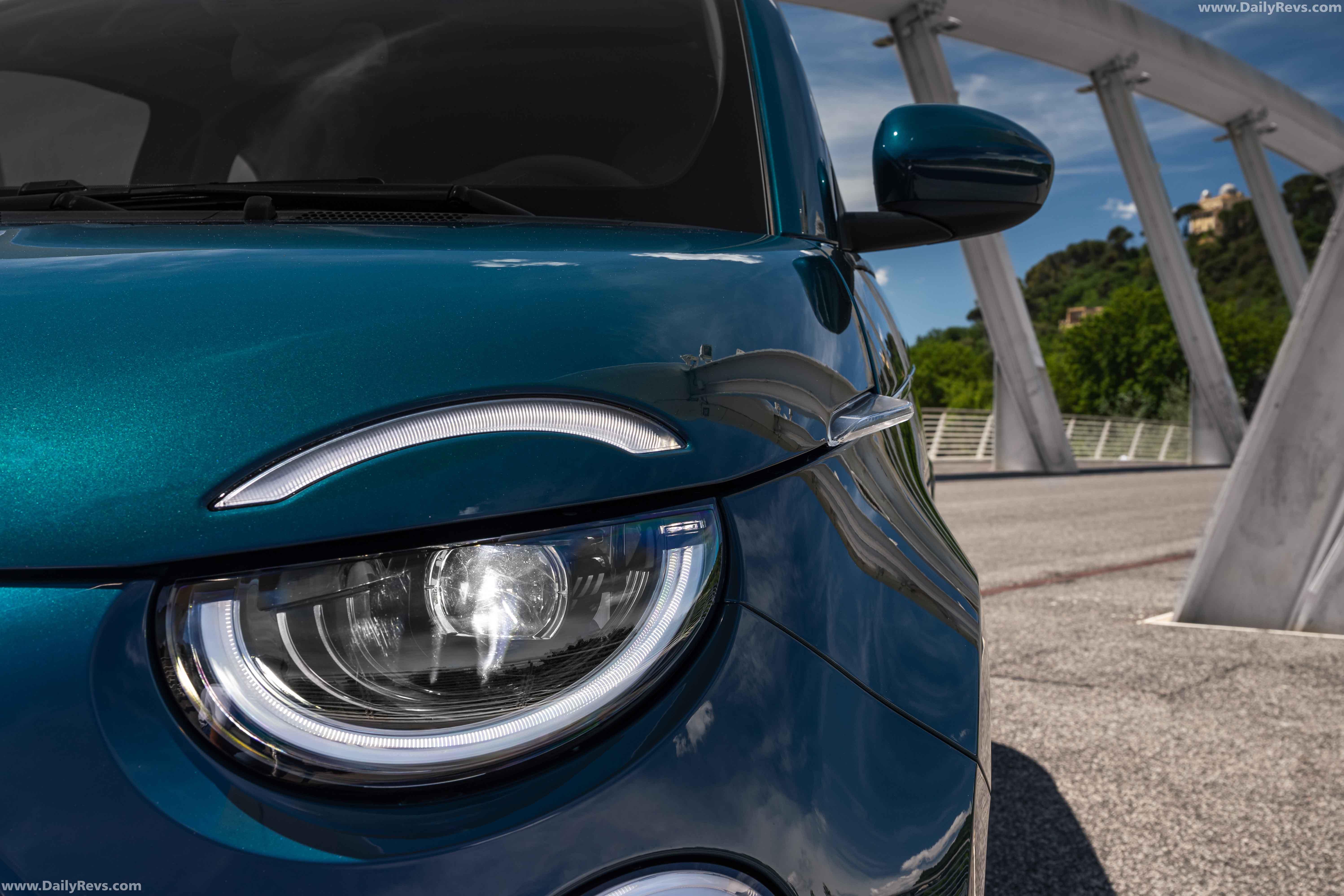 2021 Fiat 500 la Prima full