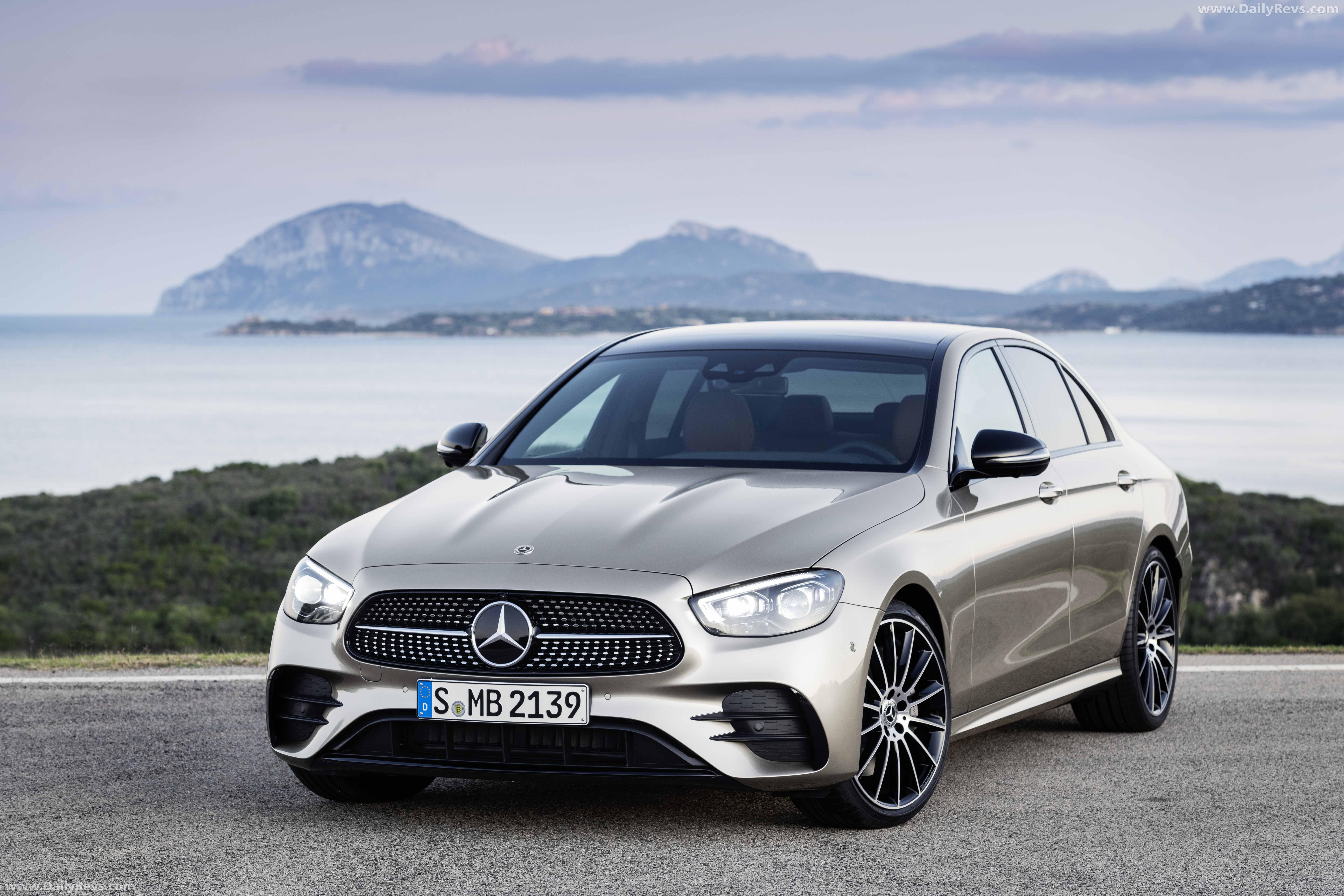 2021 Mercedes-Benz E Class Sedan - HD Pictures, Videos ...