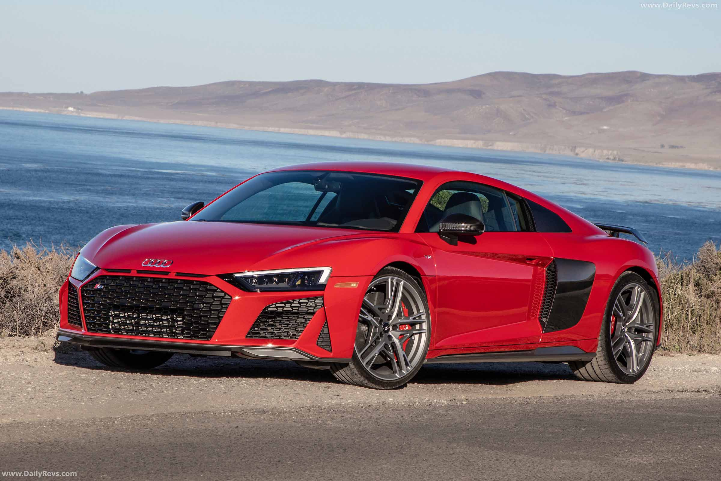 2020 Audi R8 Coupe US - HD Pictures, Videos, Specs ...