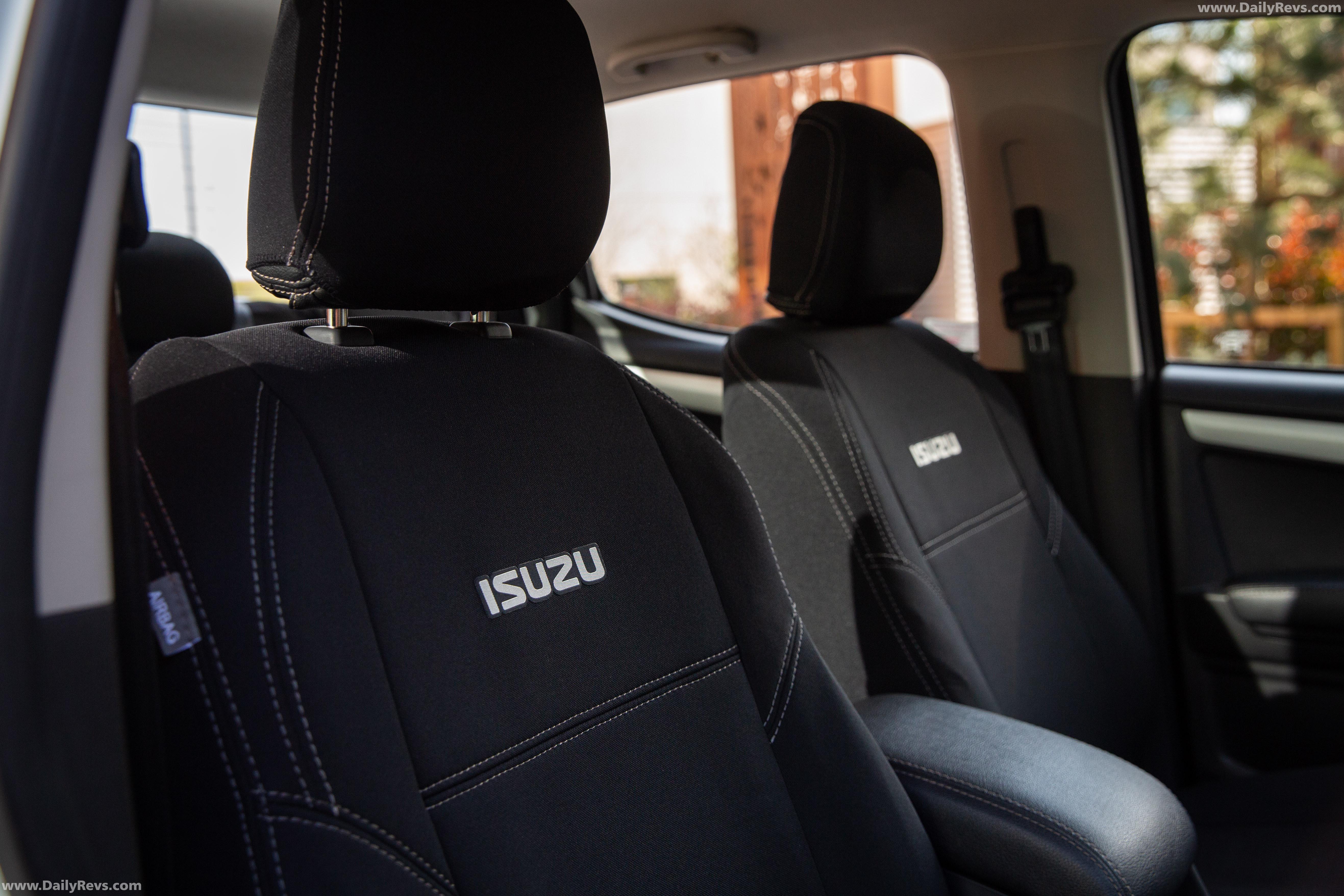 2020 Isuzu D-Max Off-Roader full