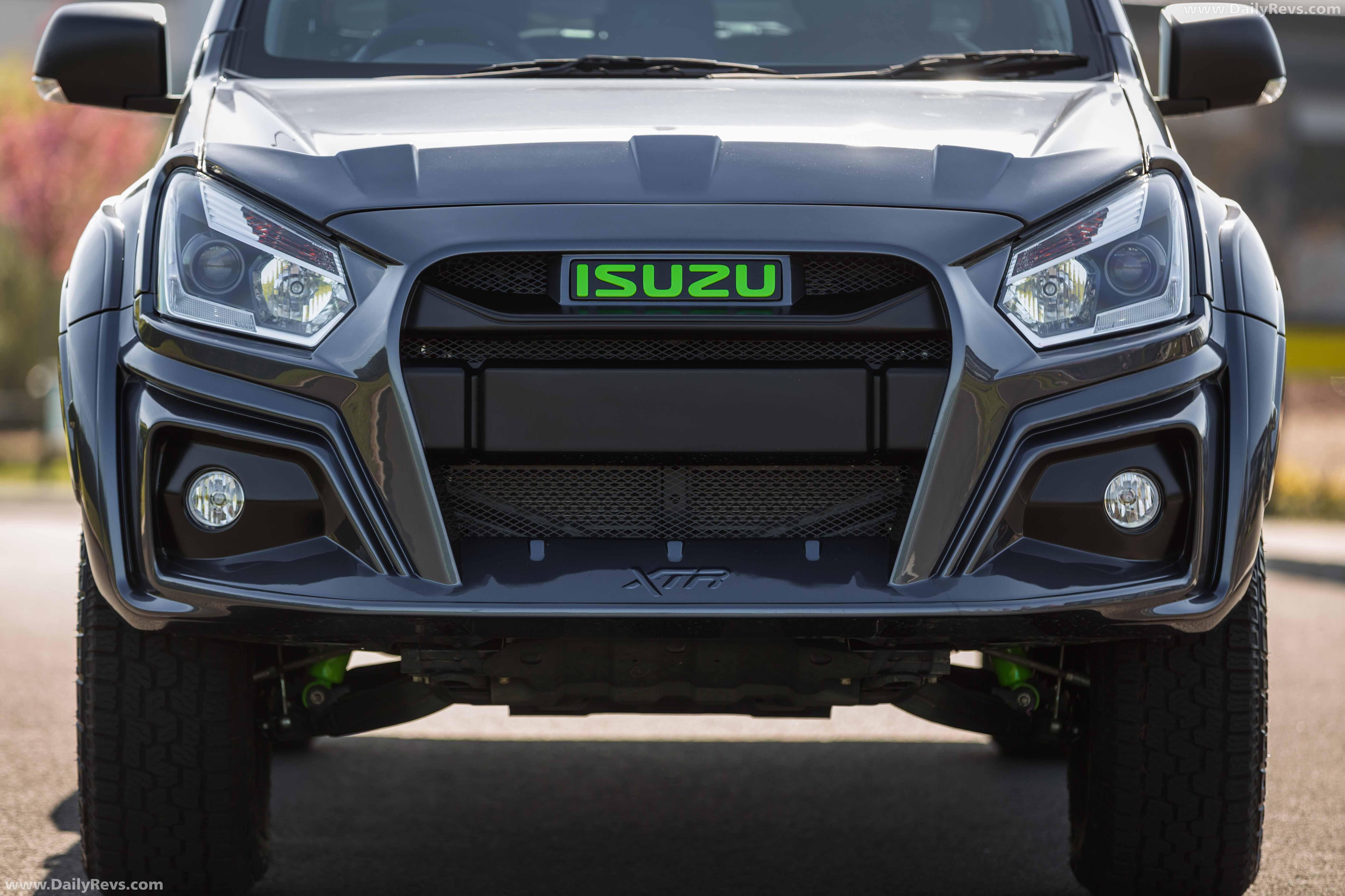 2020 Isuzu D-Max XTR Colour Edition full