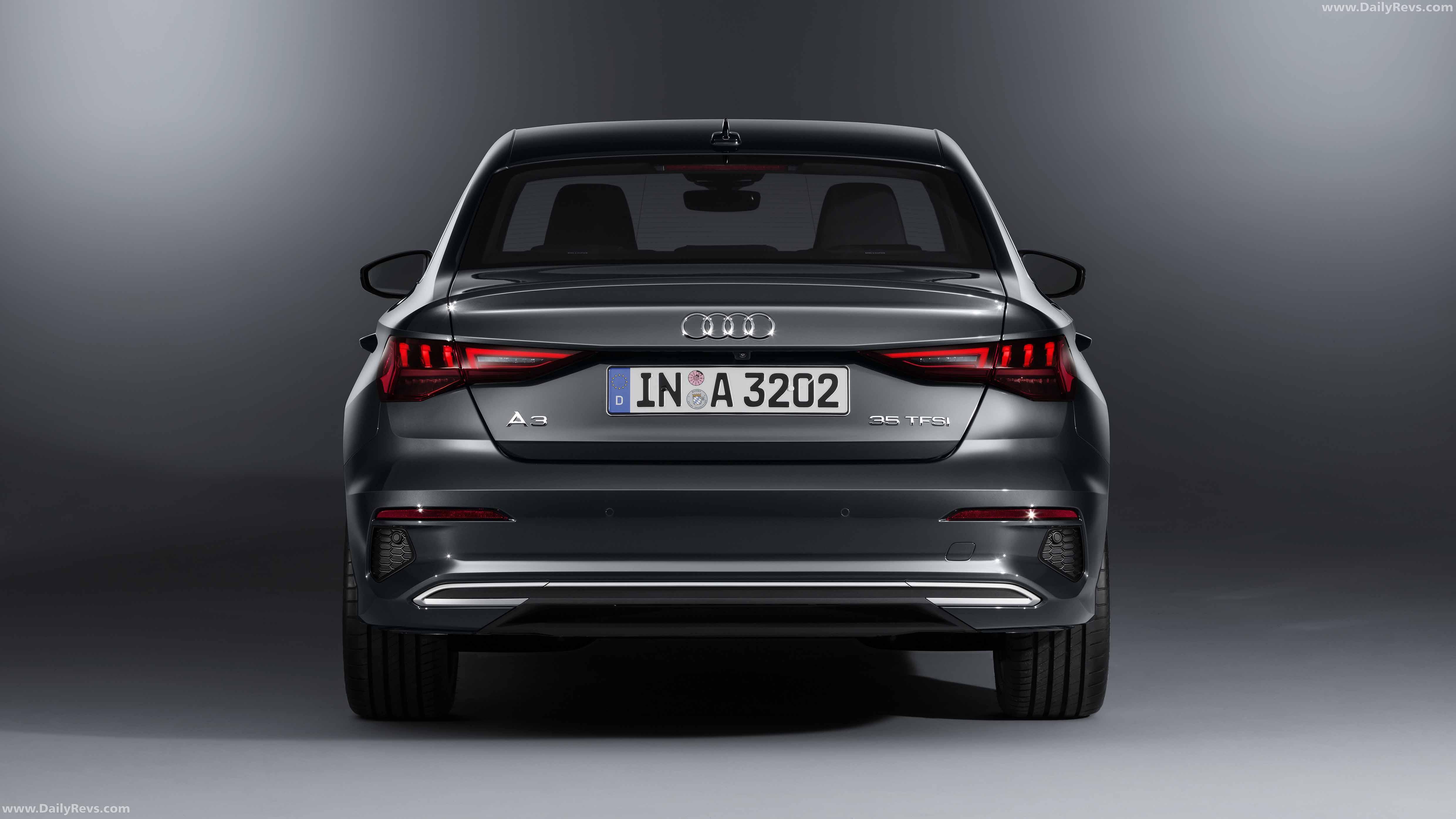 2021 Audi A3 Sedan - HD Pictures, Videos, Specs ...