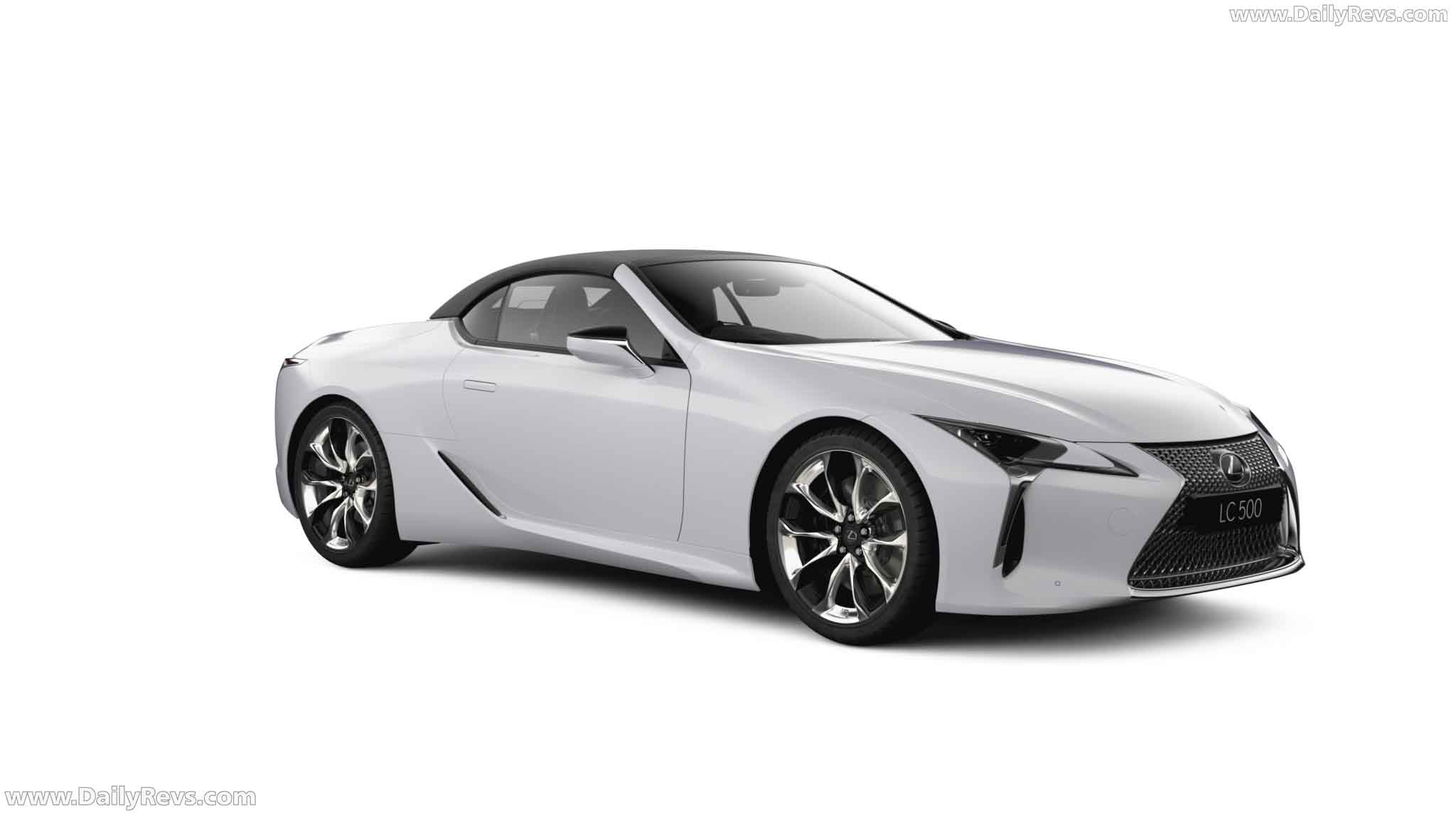2021 Lexus LC 500 Convertible full