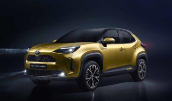 2021 Toyota Yaris Cross full