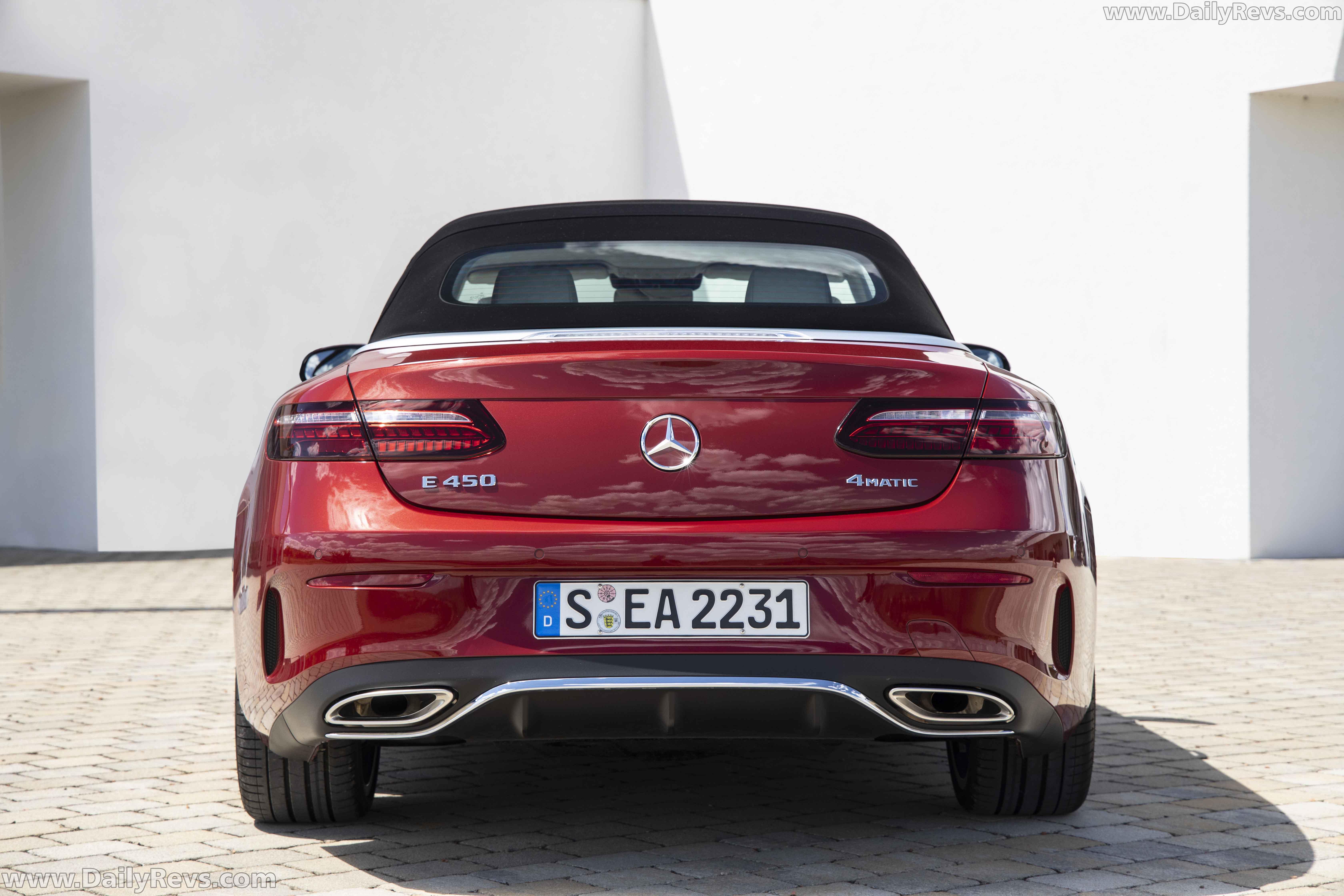 2021 Mercedes-Benz E-Class Cabriolet - Dailyrevs