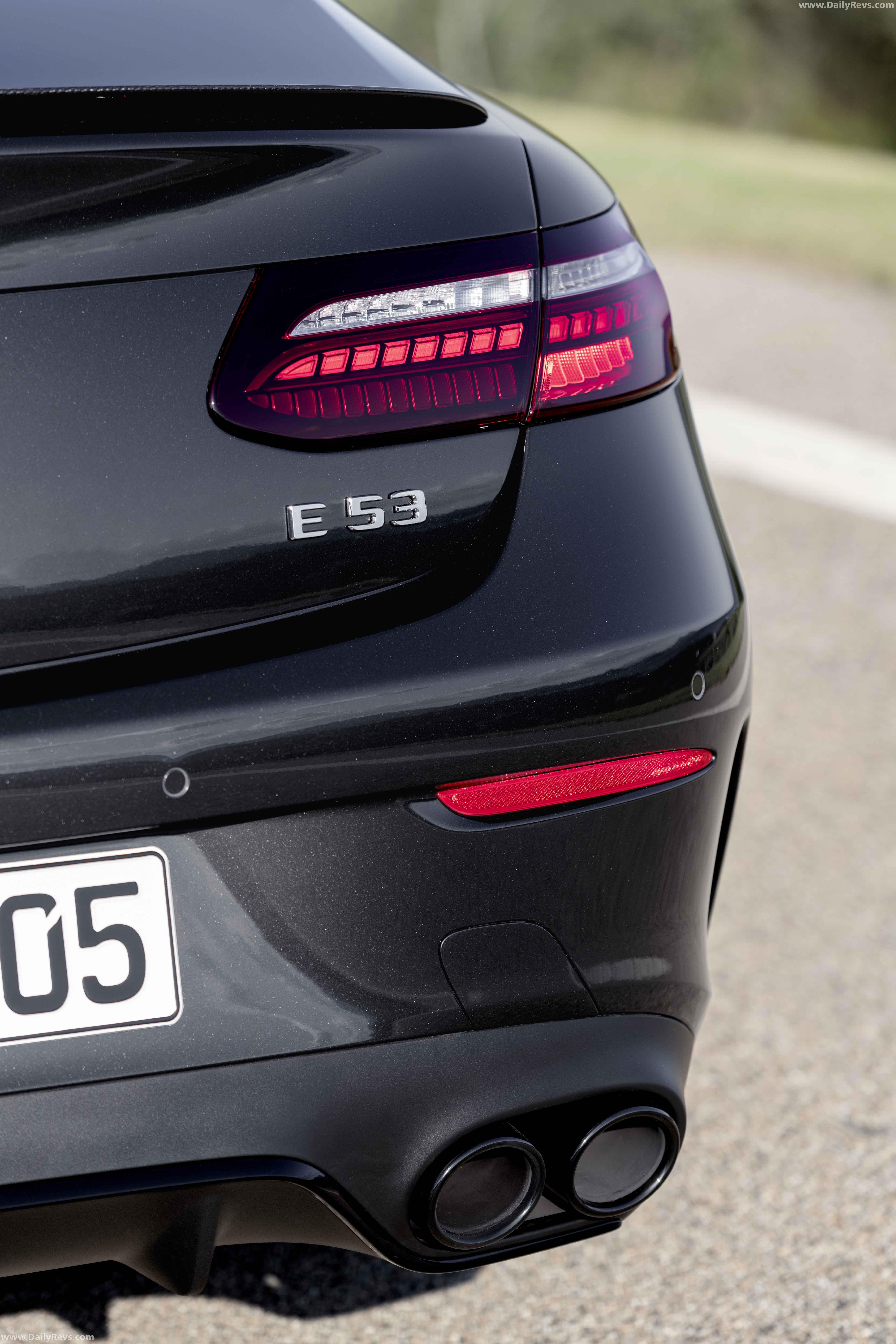 2021 Mercedes-Benz E53 AMG Coupe - Dailyrevs
