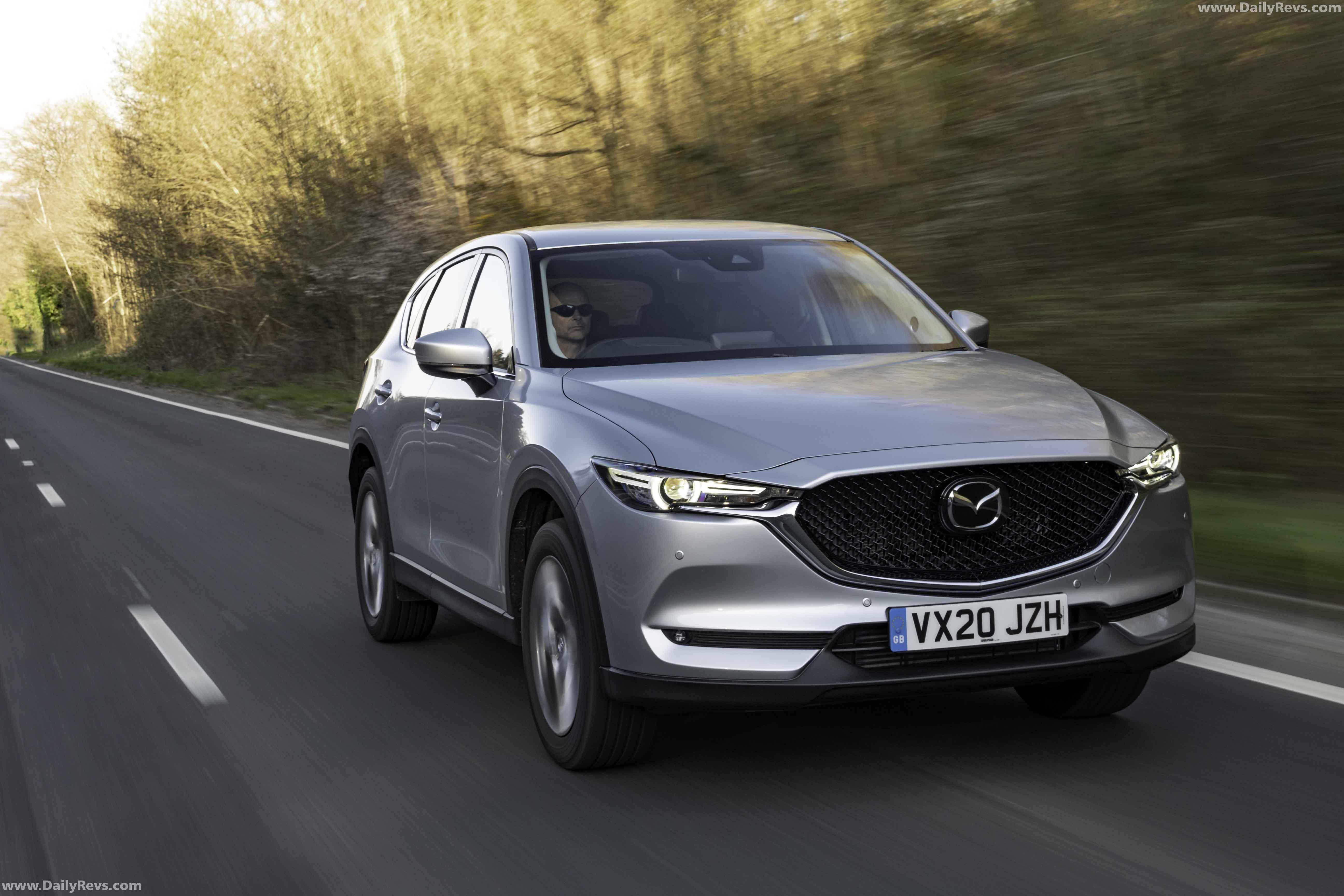 Kekurangan Mazda Cx 5 Skyactiv Review