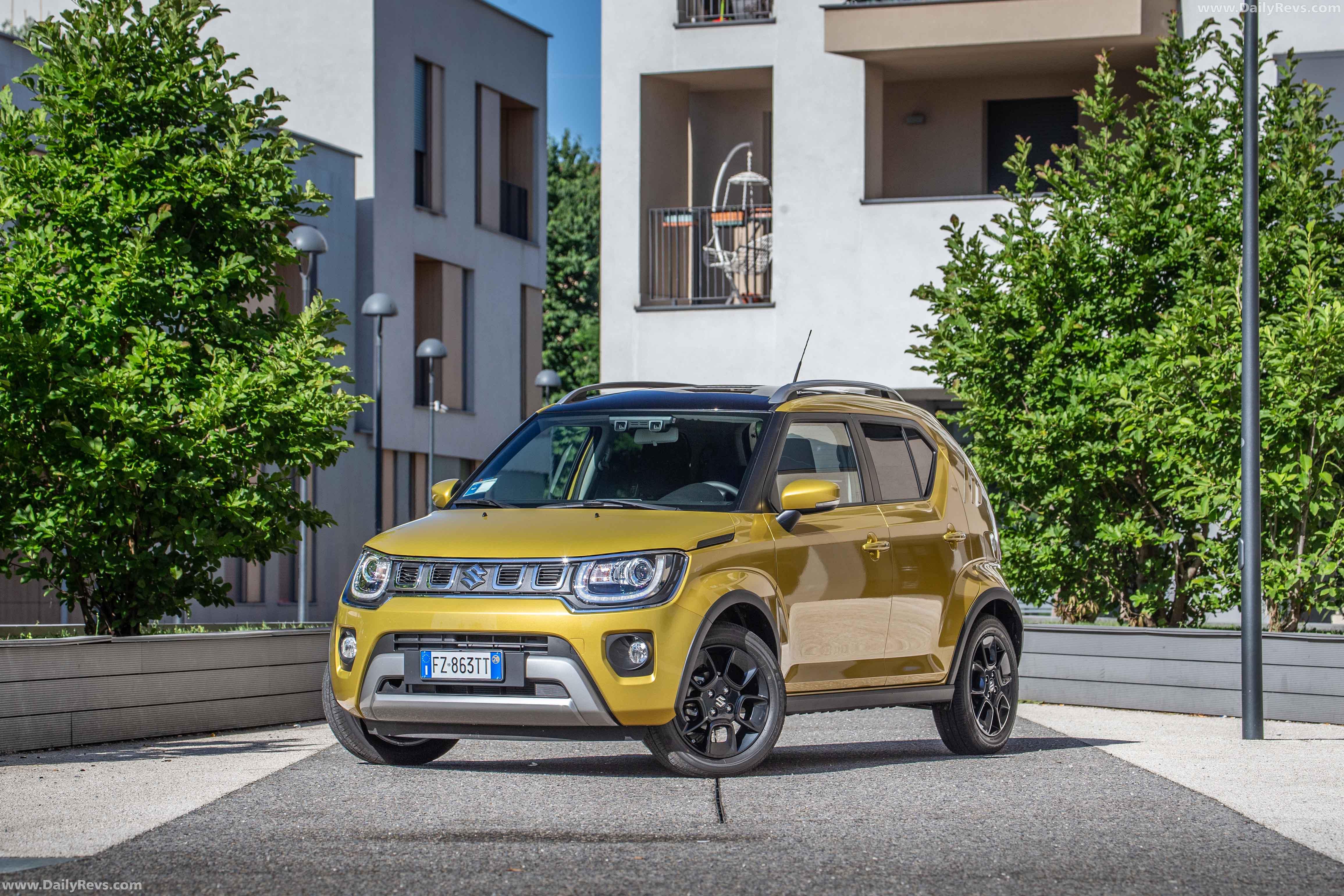 2020 Suzuki Ignis Hybrid full
