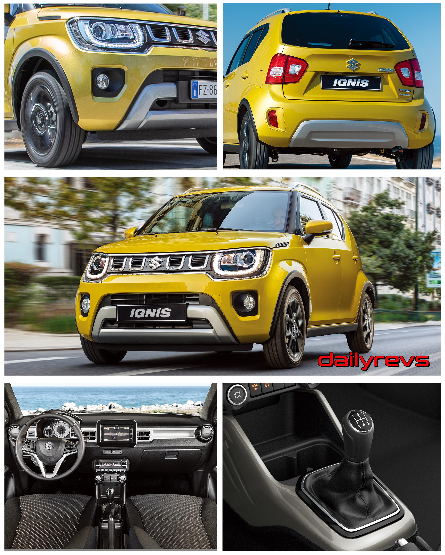 2020 Suzuki Ignis Hybrid
