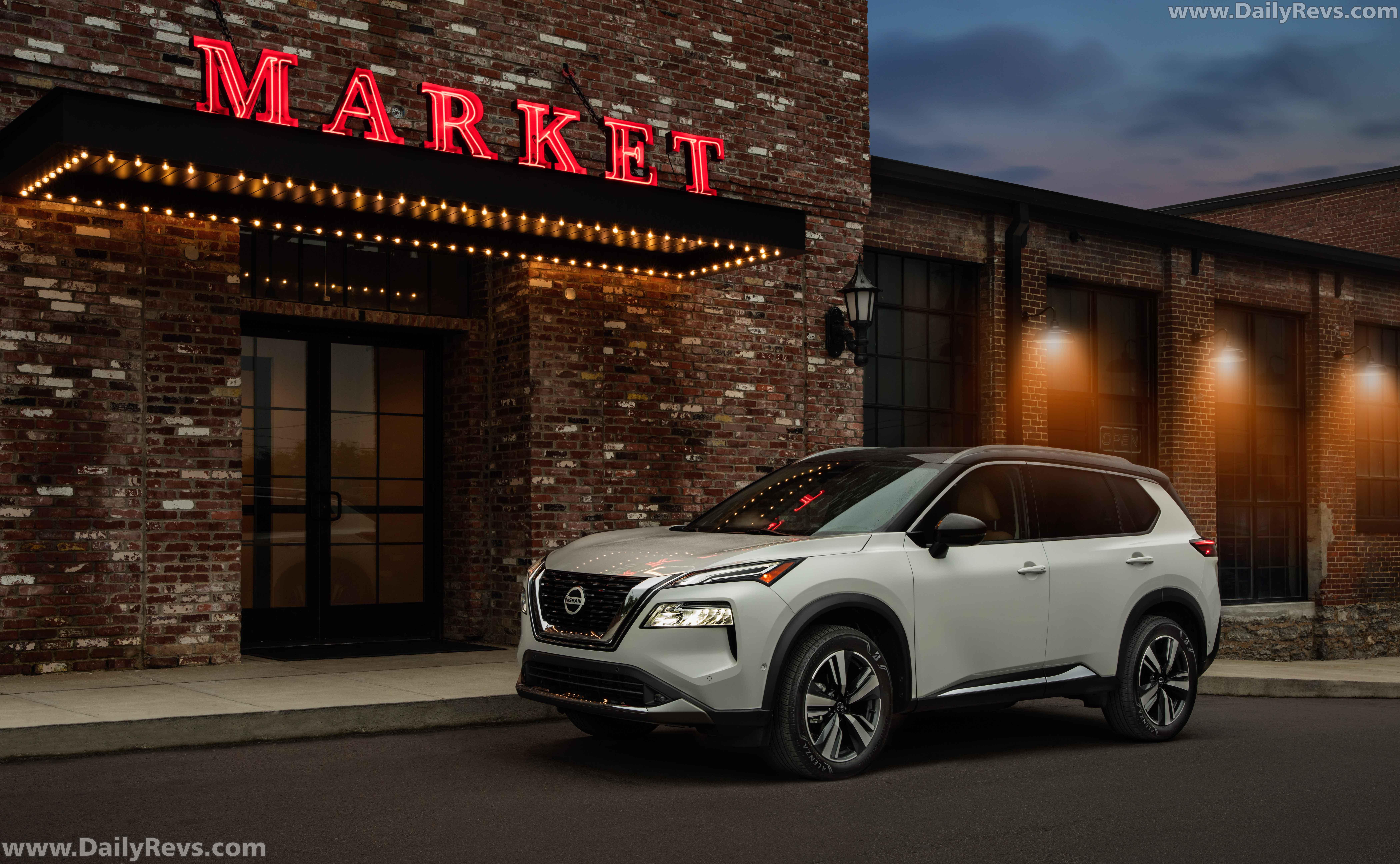 2021 Nissan Rogue - Dailyrevs