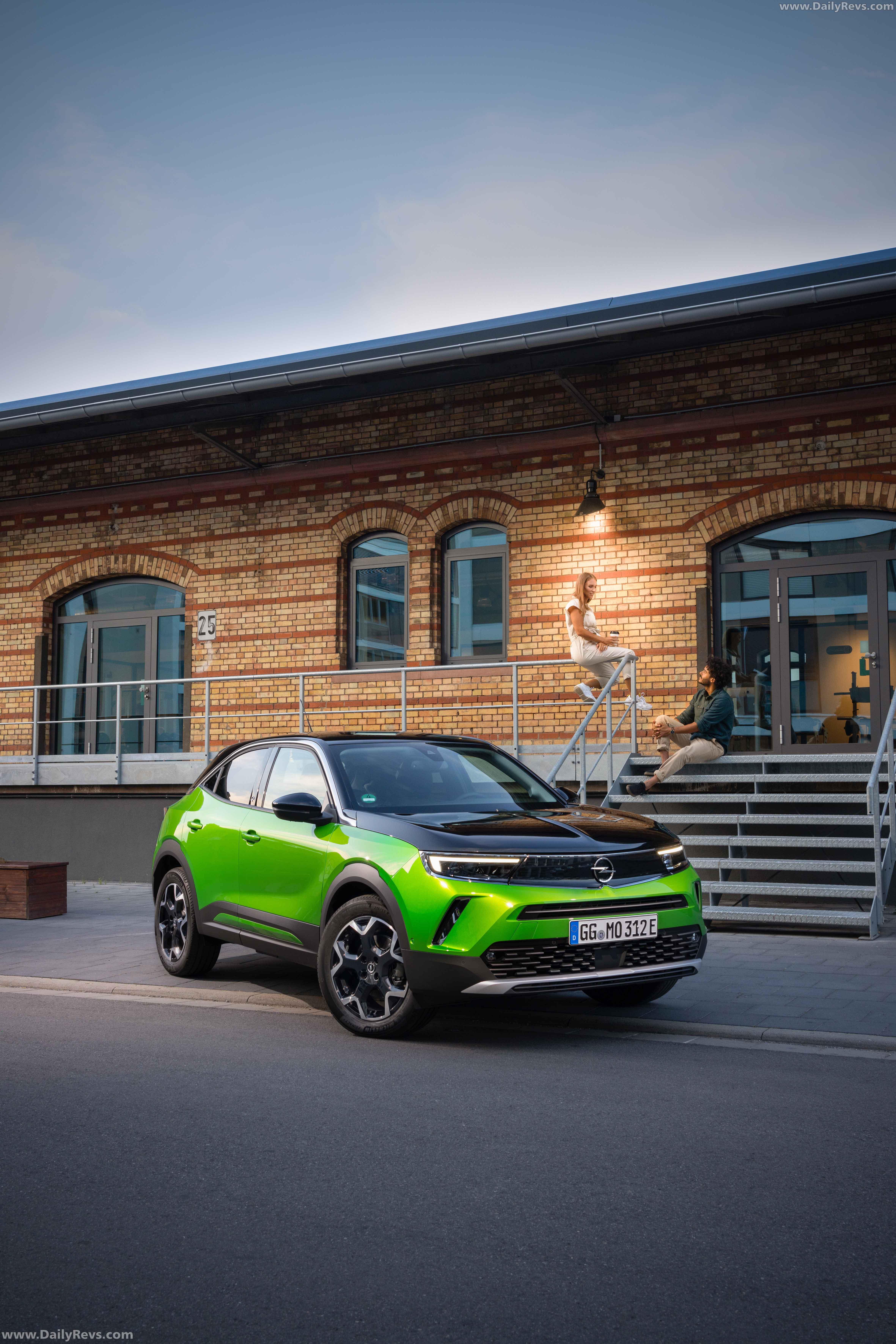 2021 Opel Mokka-e full