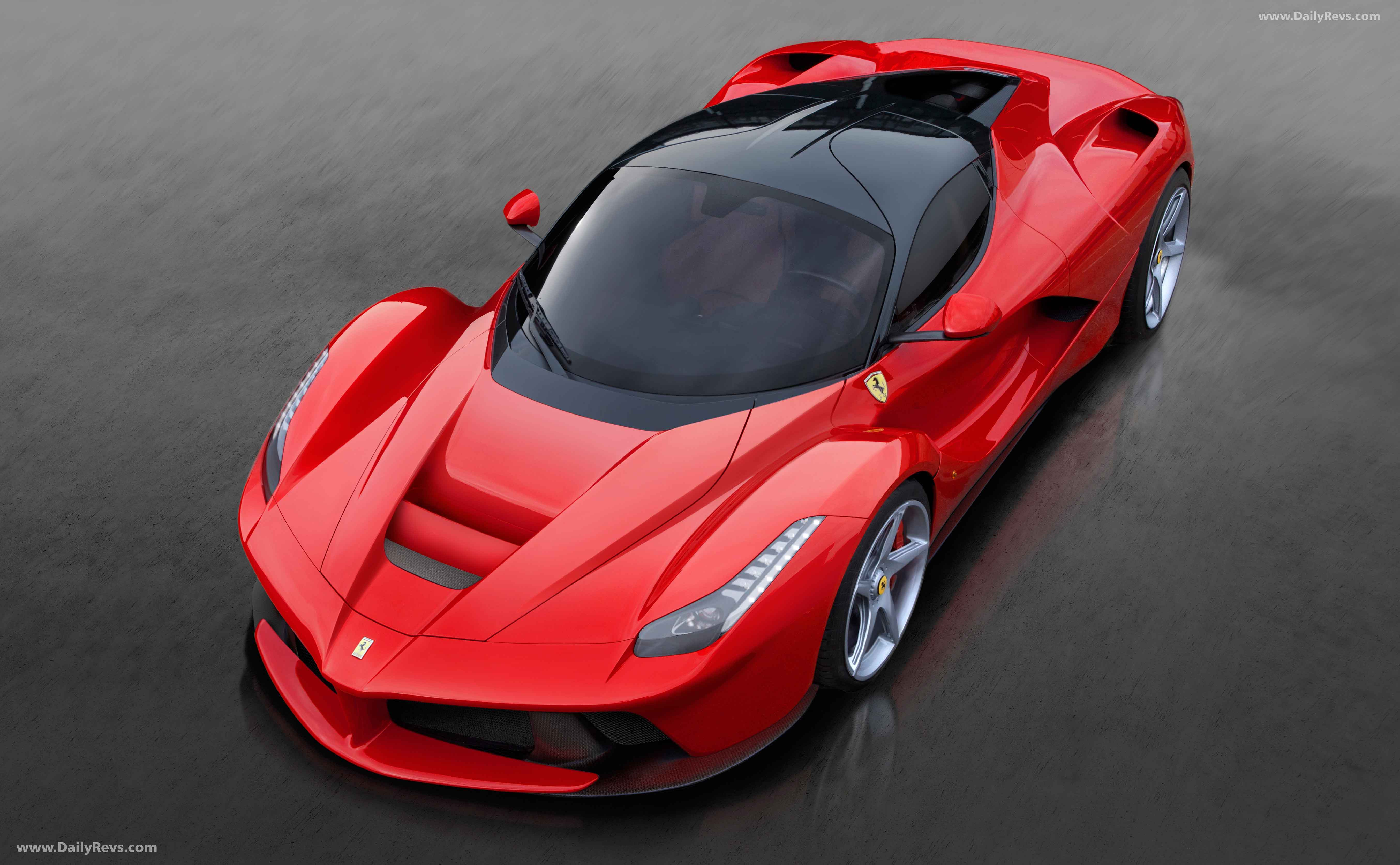 2014 Ferrari LaFerrari full