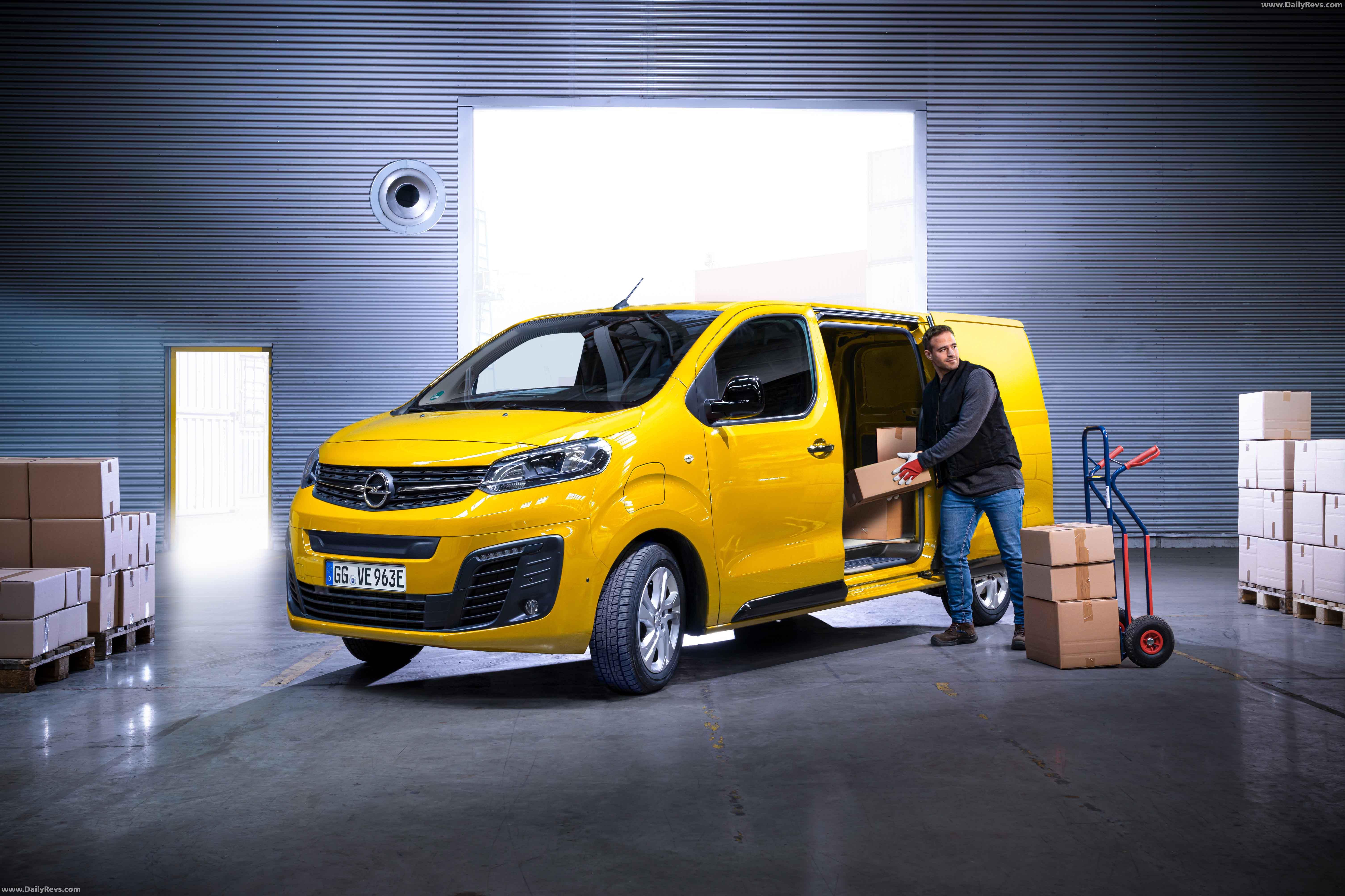 2020 Opel Vivaro-e - Dailyrevs