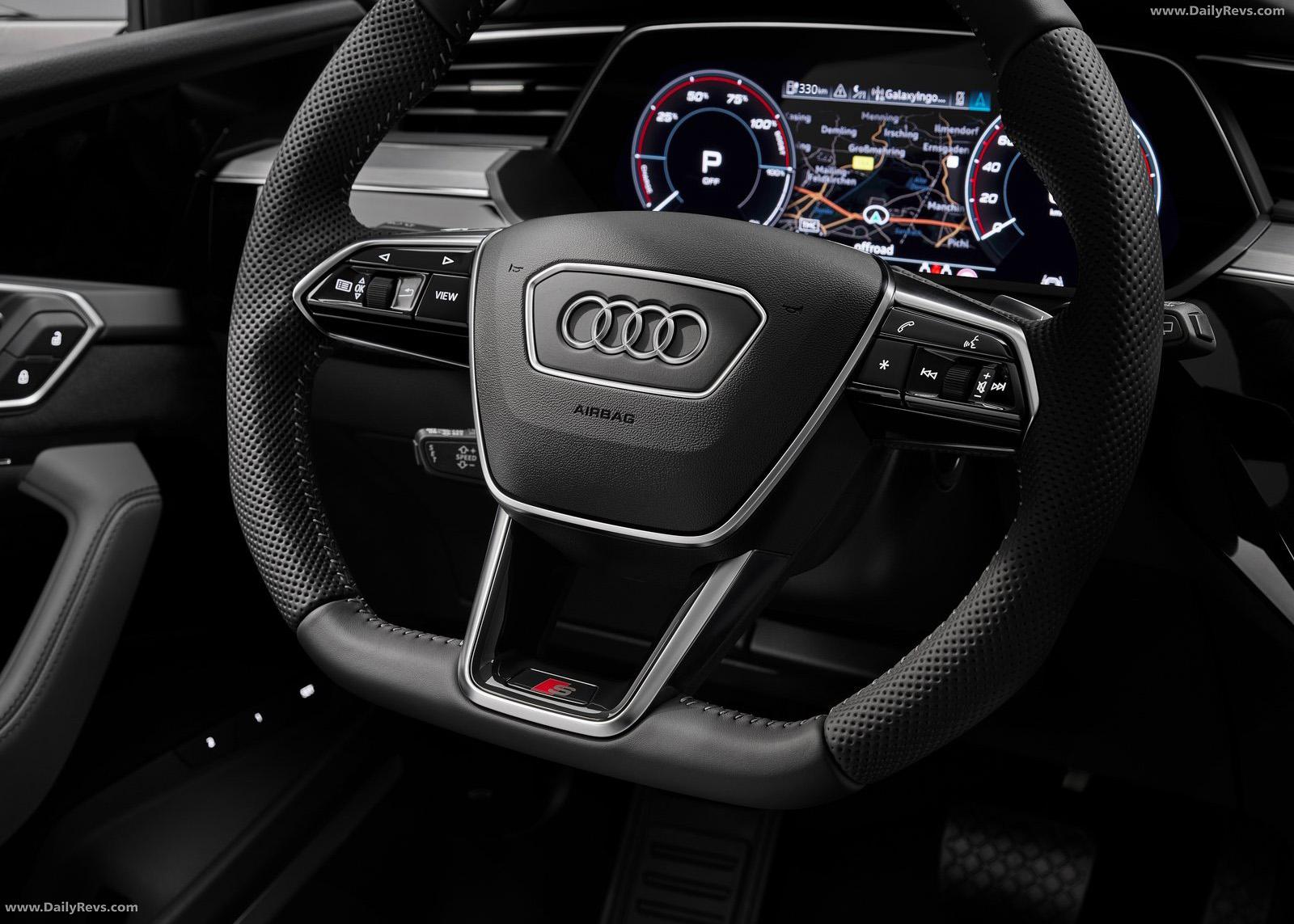 2021 Audi e-tron S full